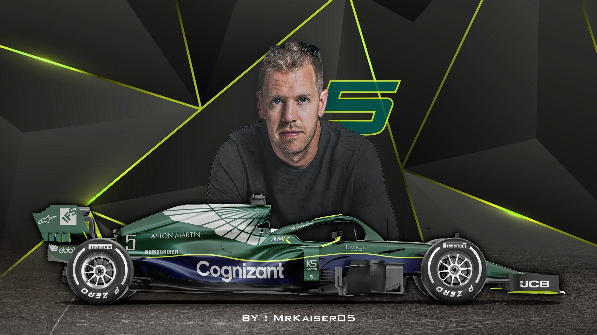 Aston Martin Cognizant F1 Team Teams Background 4
