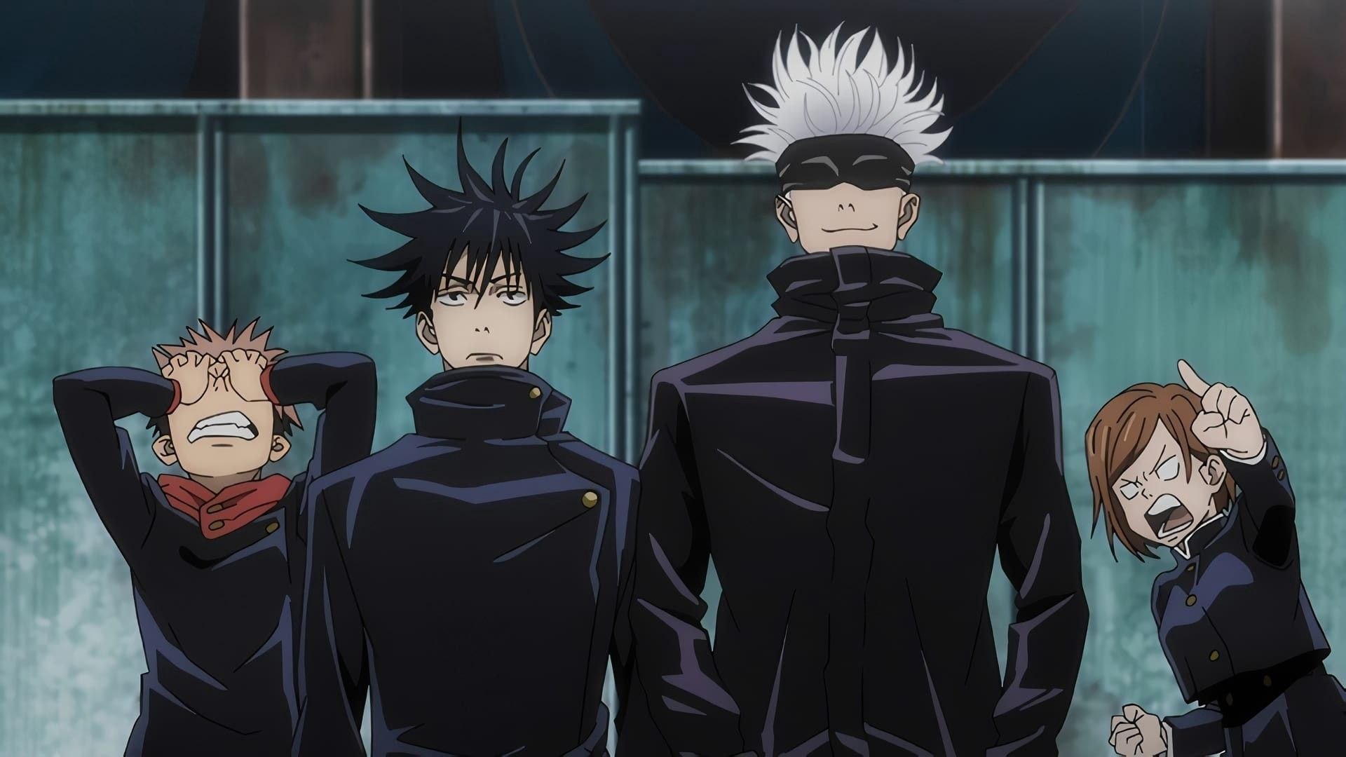 Jujutsu Kaisen Episode 10: The Investigation Continues!