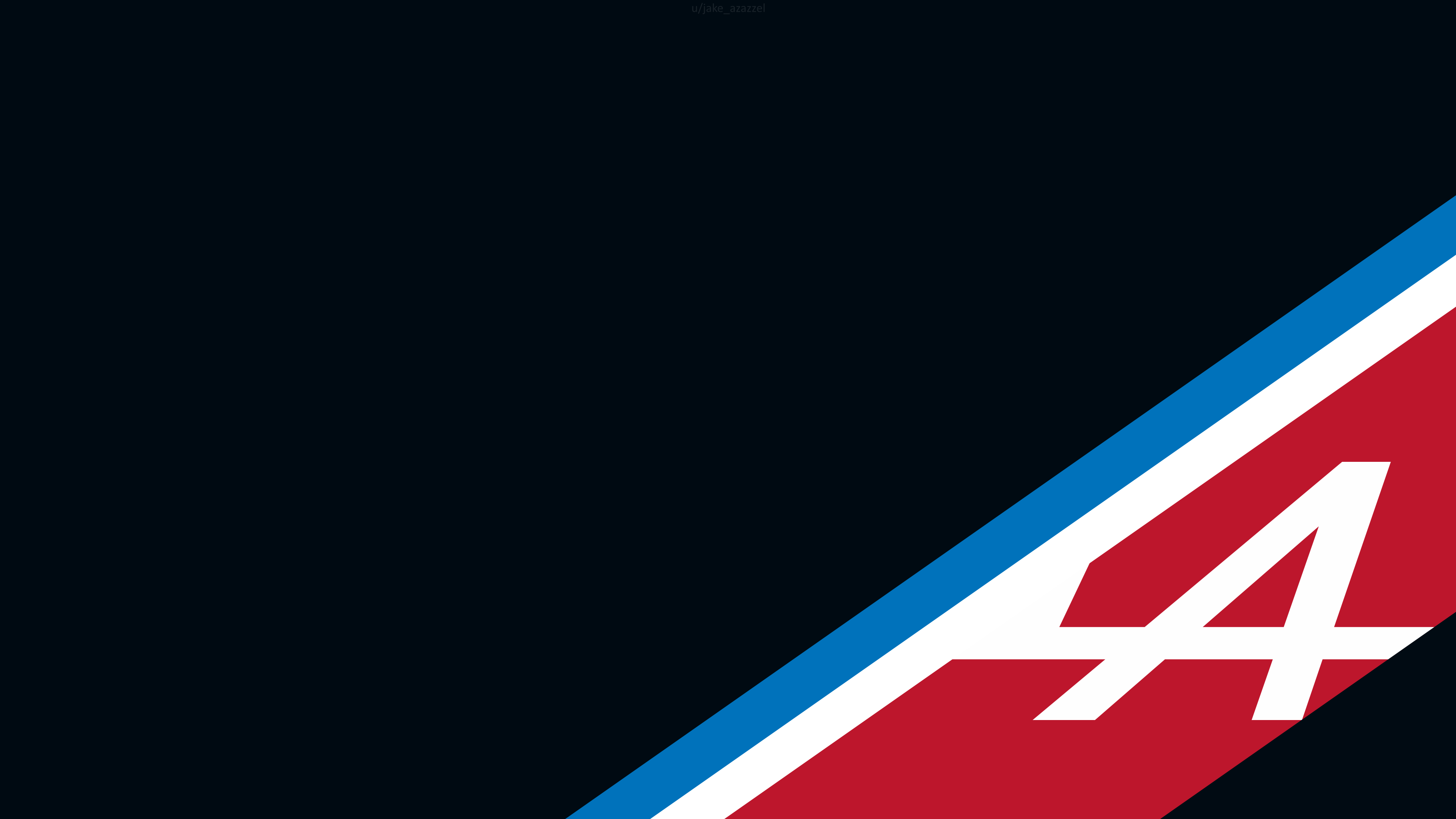 Alpine Zoom Background 6