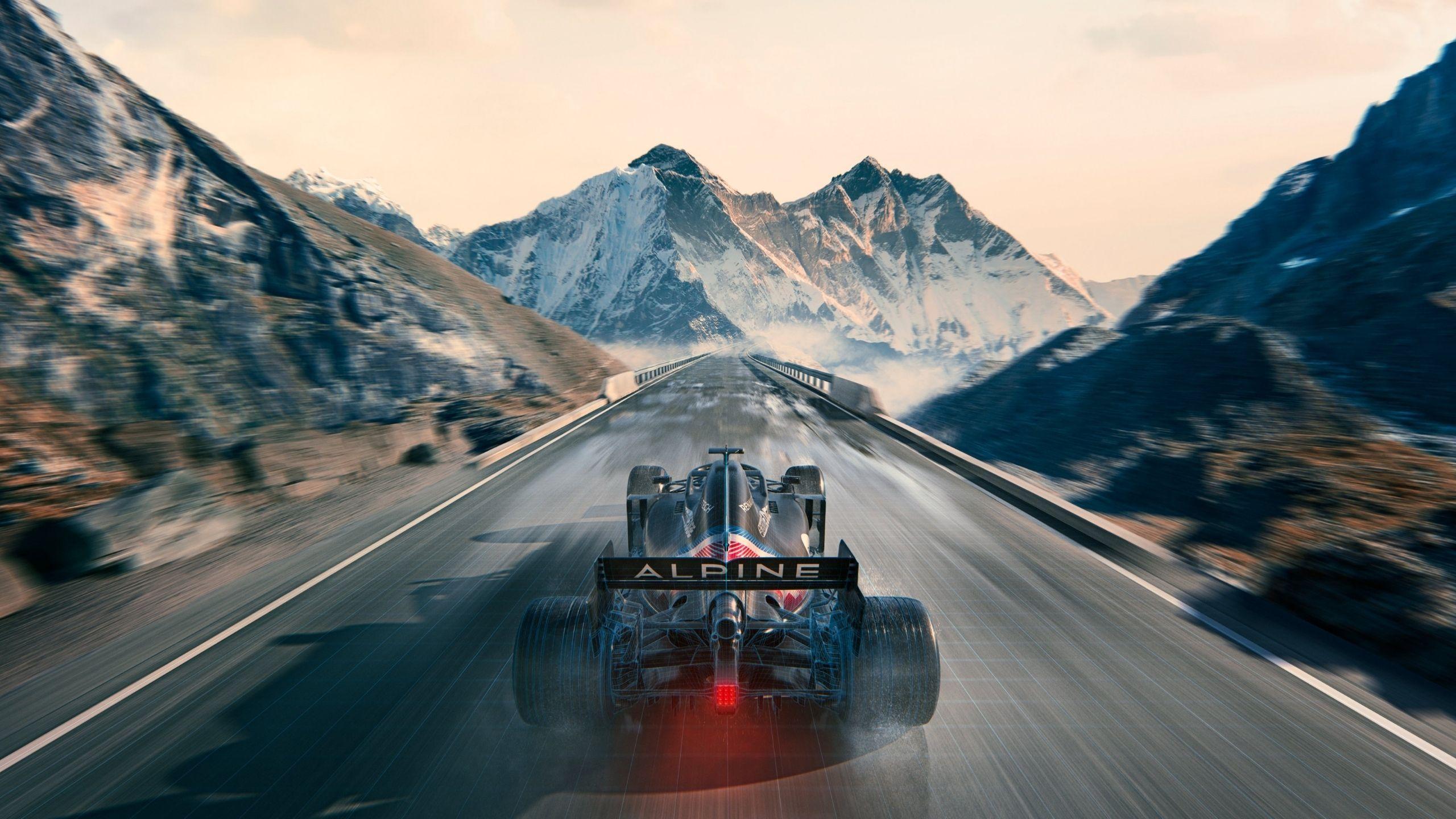 Alpine Background 7