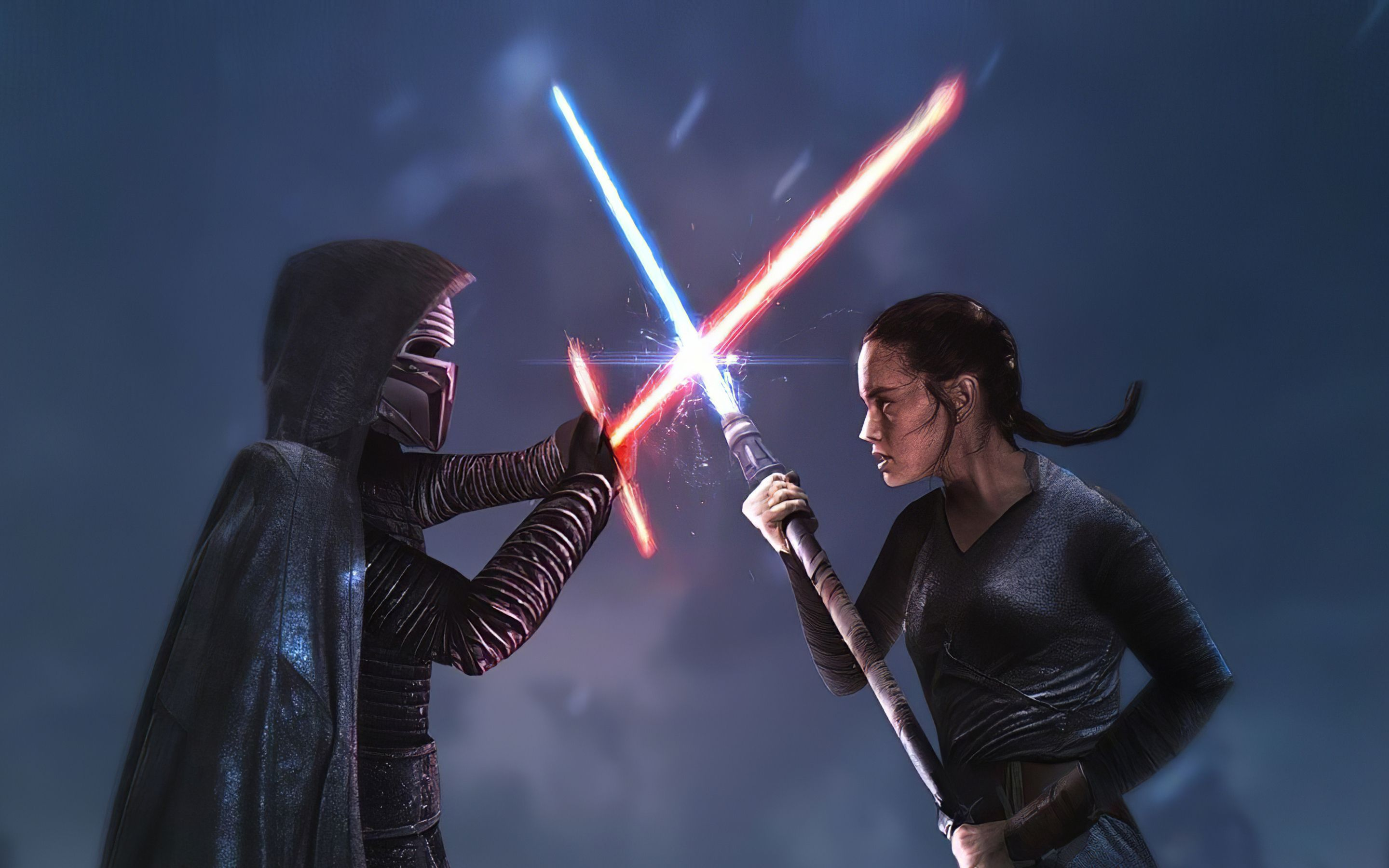 2880x1800 Star Wars IX Duel Of Fates 4k Macbook Pro Retina HD 4k Wallpapers, Image, Backgrounds, Photos and Pictures