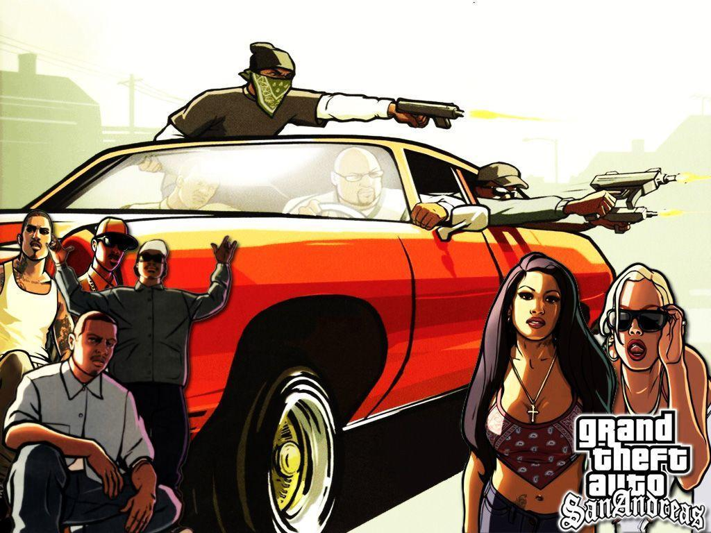 Wallpapers GTA: San Andreas