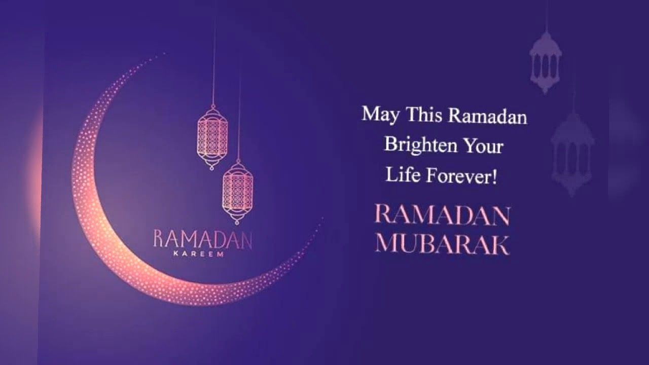 Ramzan Mubarak Image, HD Wallpapers, Pictures, Ramadan Wishes 2020