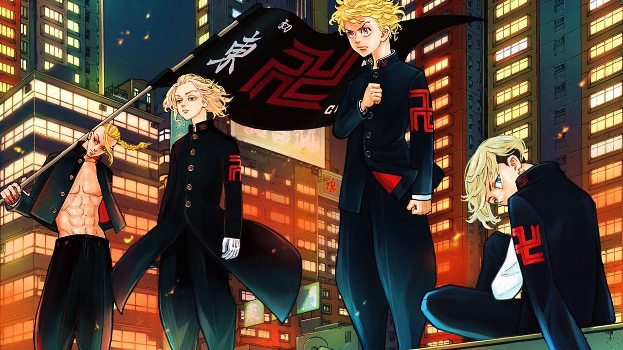 Wallpaper Anime 3d Tokyo Revengers gambar ke 4