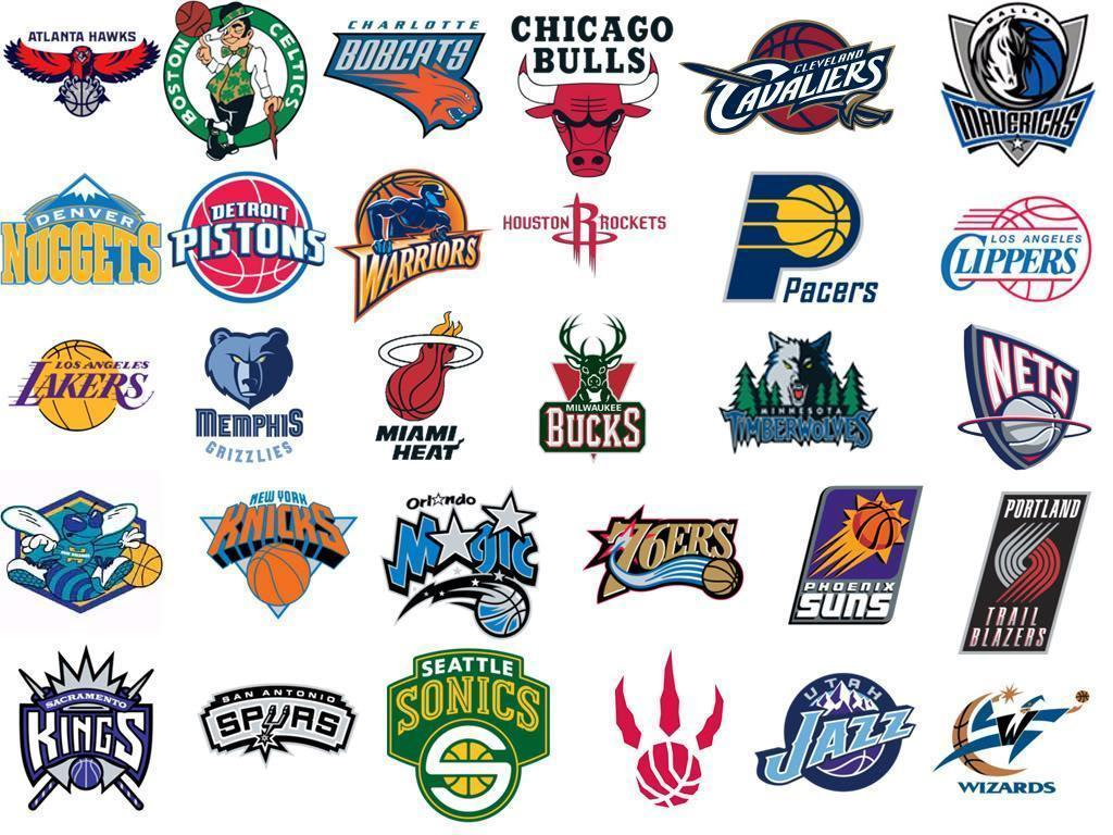 Nba Team Logo Wallpaper Graphics | Tees | Pinterest | Desktop ...