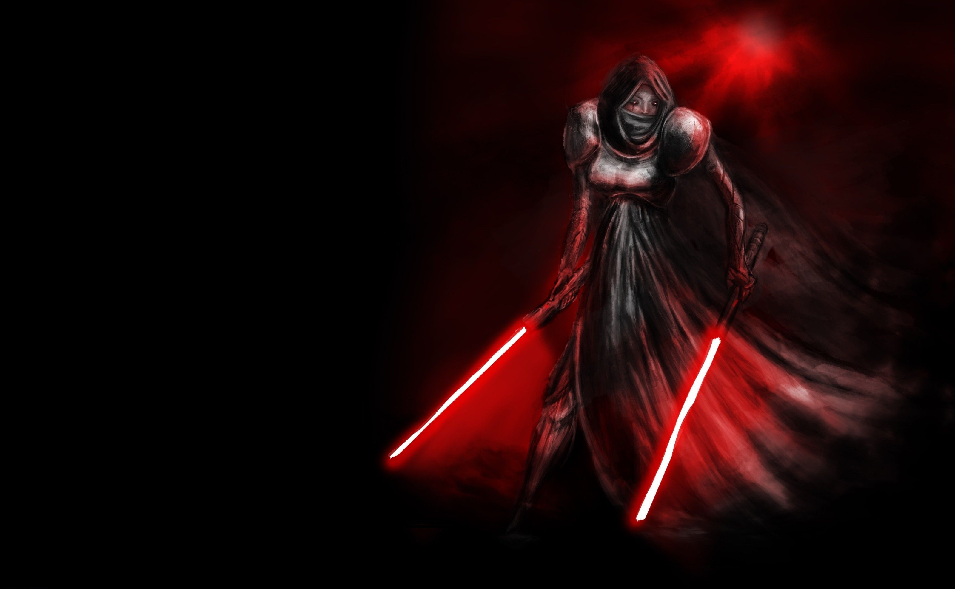 Star Wars Wallpapers Lightsaber Duel