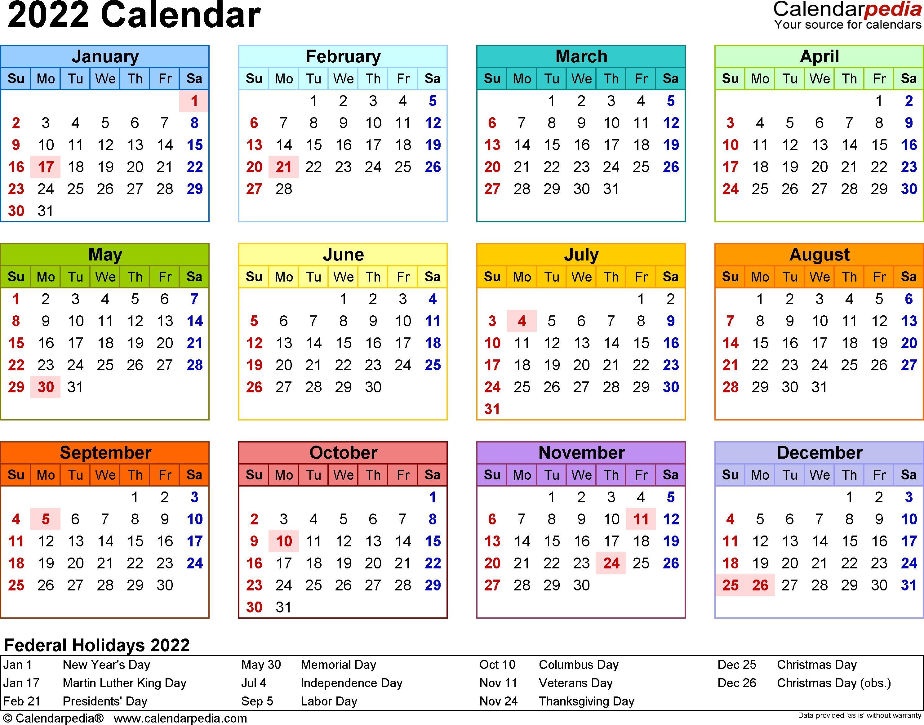 2022 Calendar With Holidays.2022 Calendar Wallpapers Wallpaper Cave