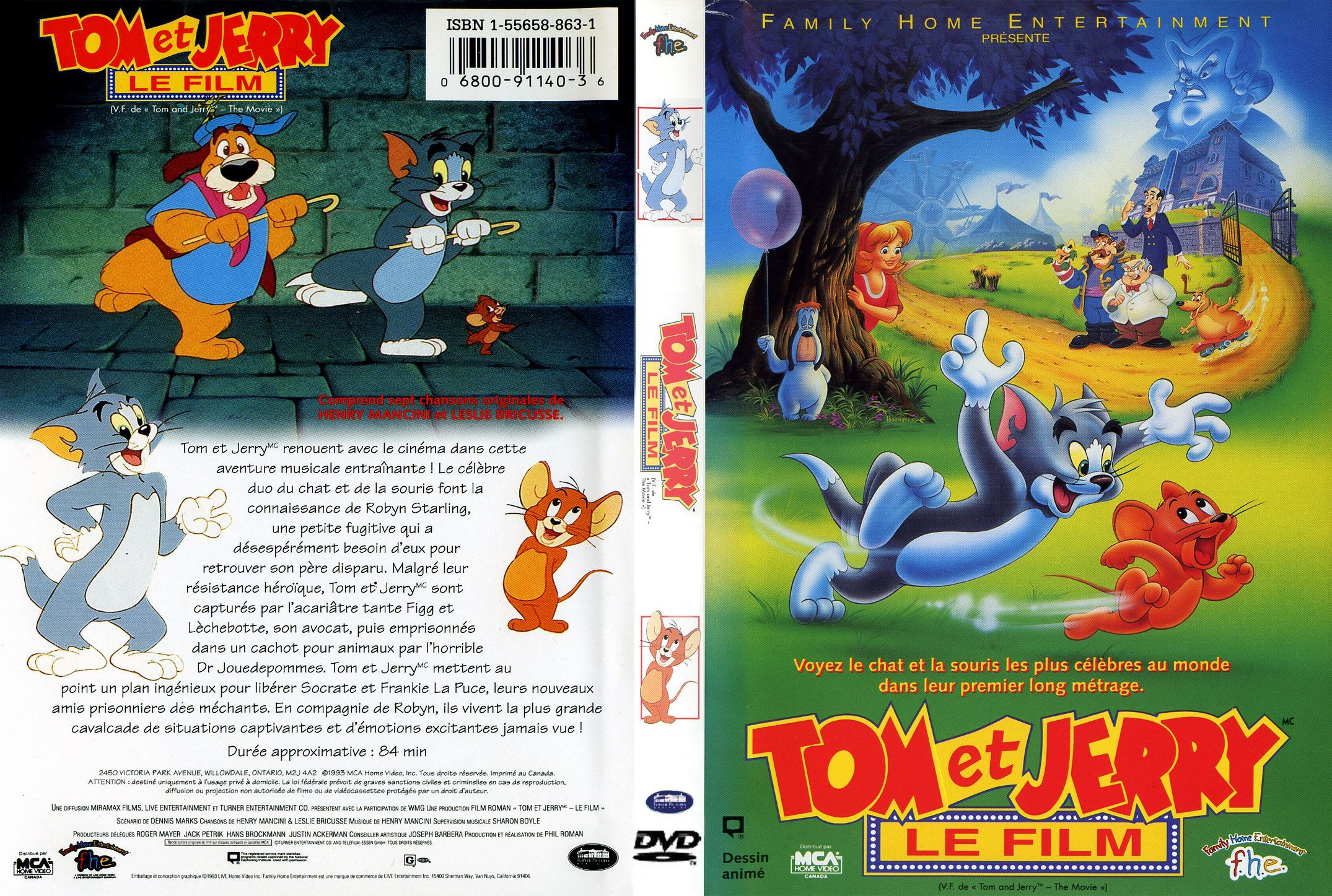Tom And Jerry 1992 Wallpapers - Wallpaper Cave