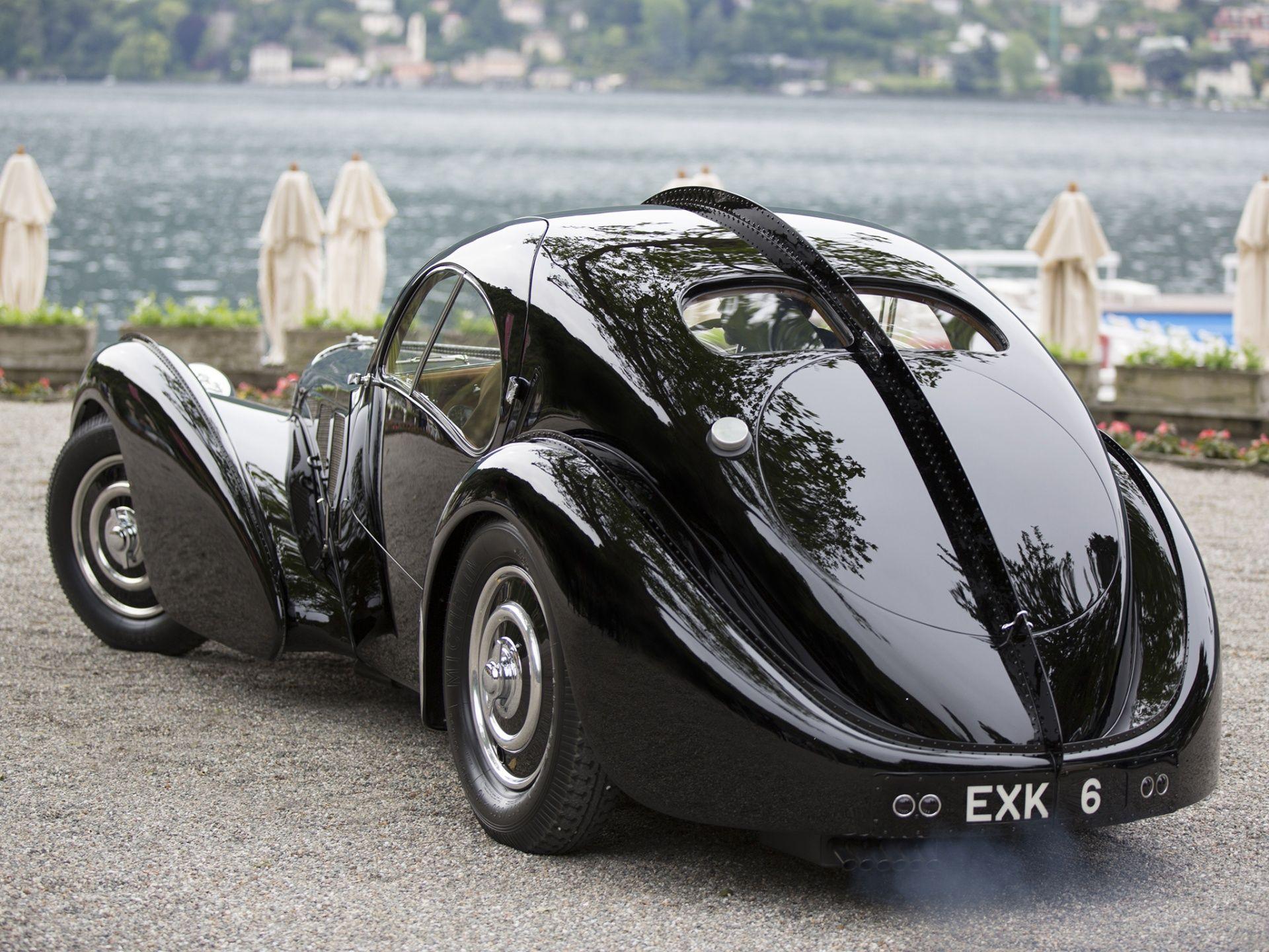 Bugatti Atlantic Wallpapers Wallpaper Cave