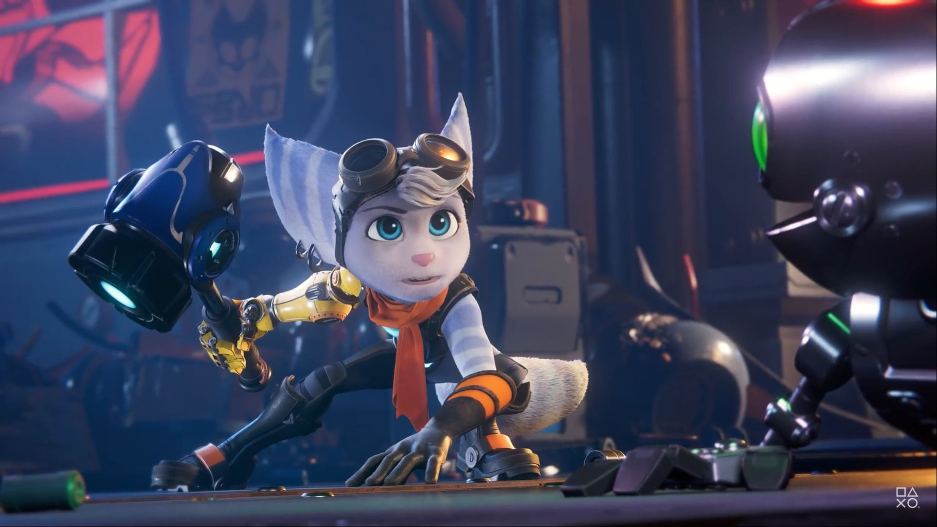 Ratchet And Clank Rift Apart Wallpapers - Wallpaper Cave