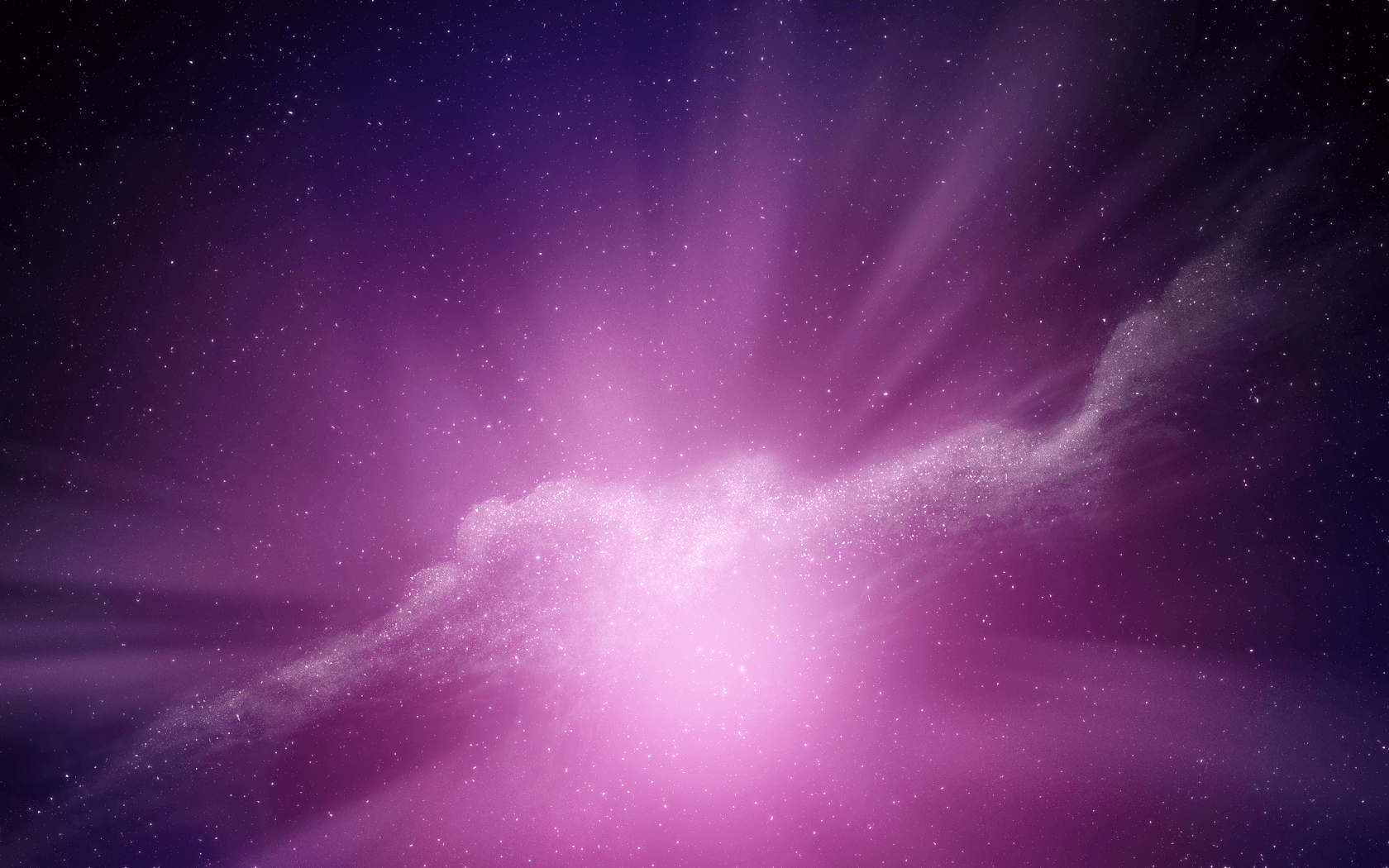 Snow Leopard Wall – Empty Space « Awesome Wallpapers