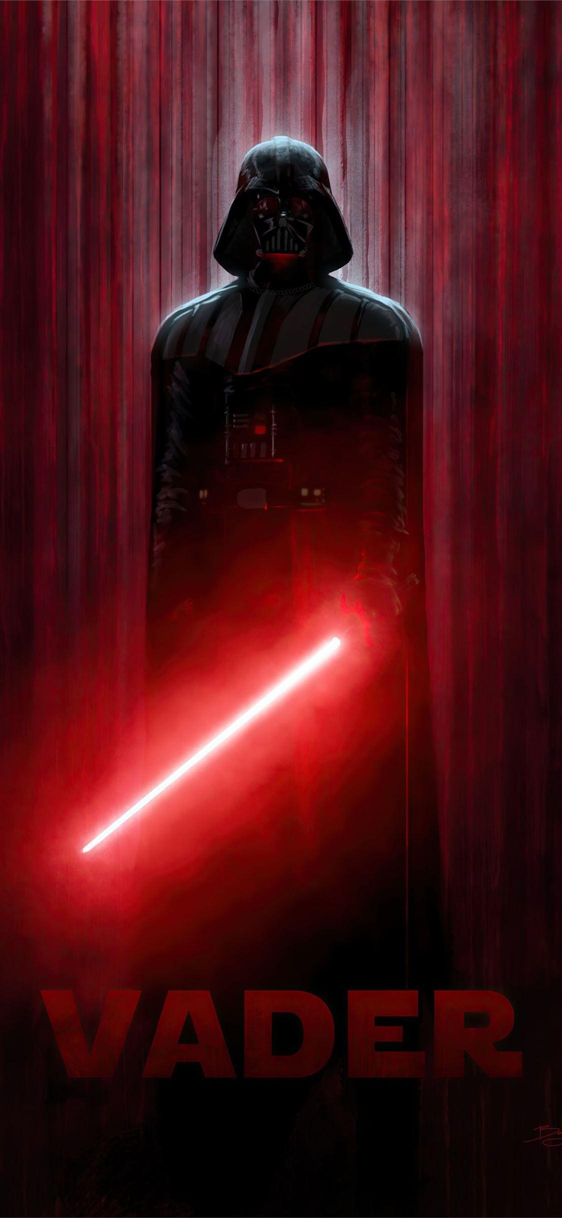 Darth Vader 4k Iphone Wallpapers Wallpaper Cave