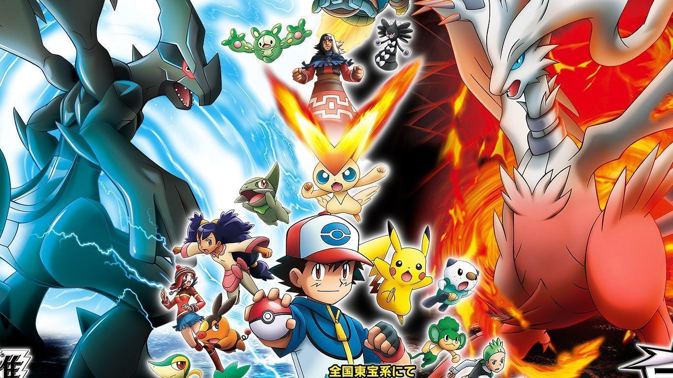 All Legendary Pokemon In One Picture
