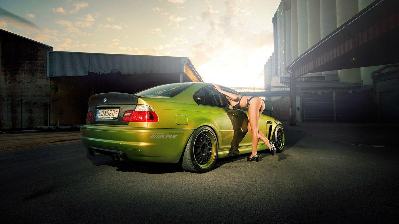 BMW E46 Wallpapers - Wallpaper Cave