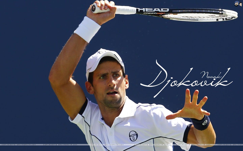 Novak Djokovic - Novak Djokovic Wallpaper (28708367) - Fanpop