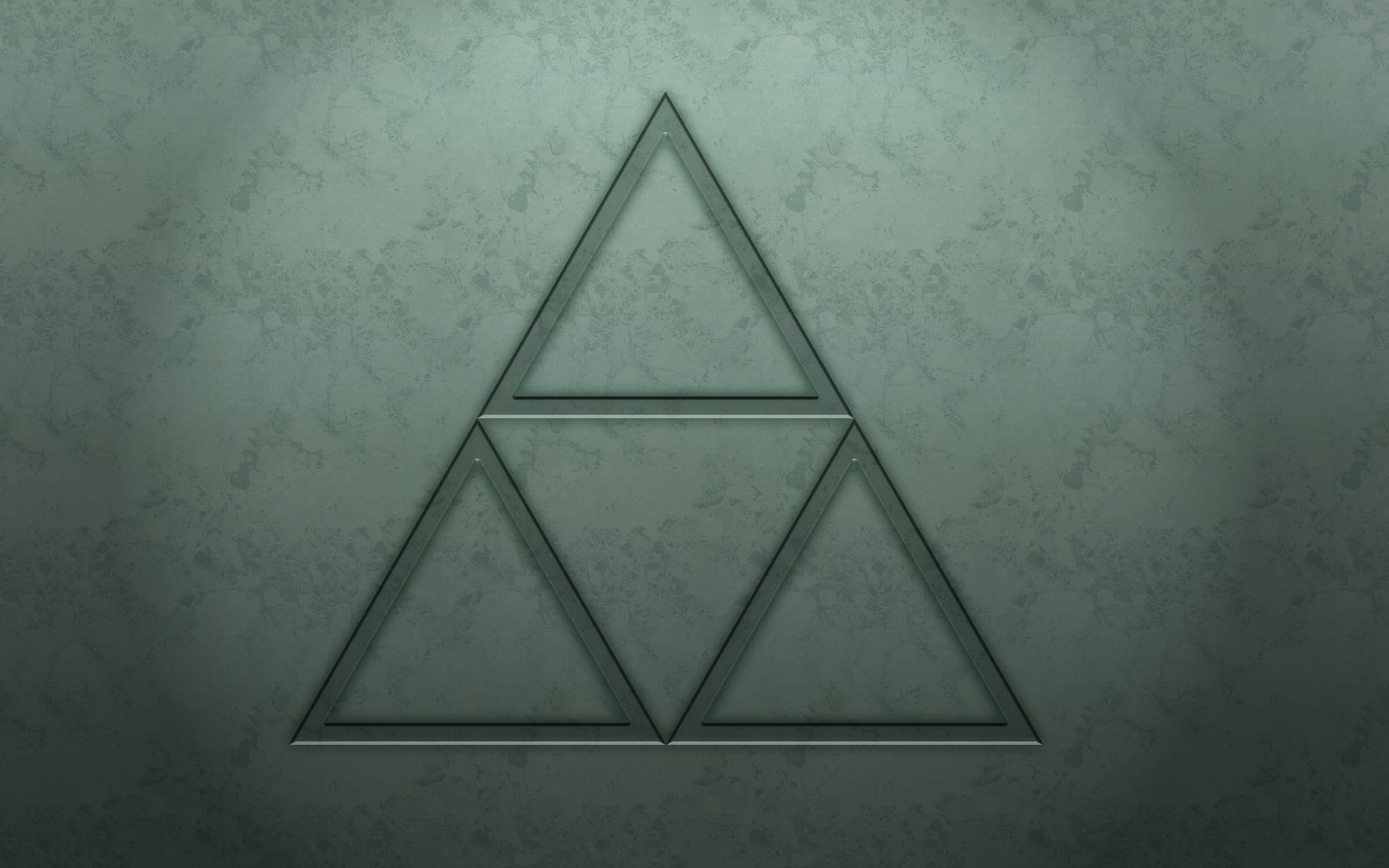 Triforce Wallpapers 02132012 by BLUEamnesiac
