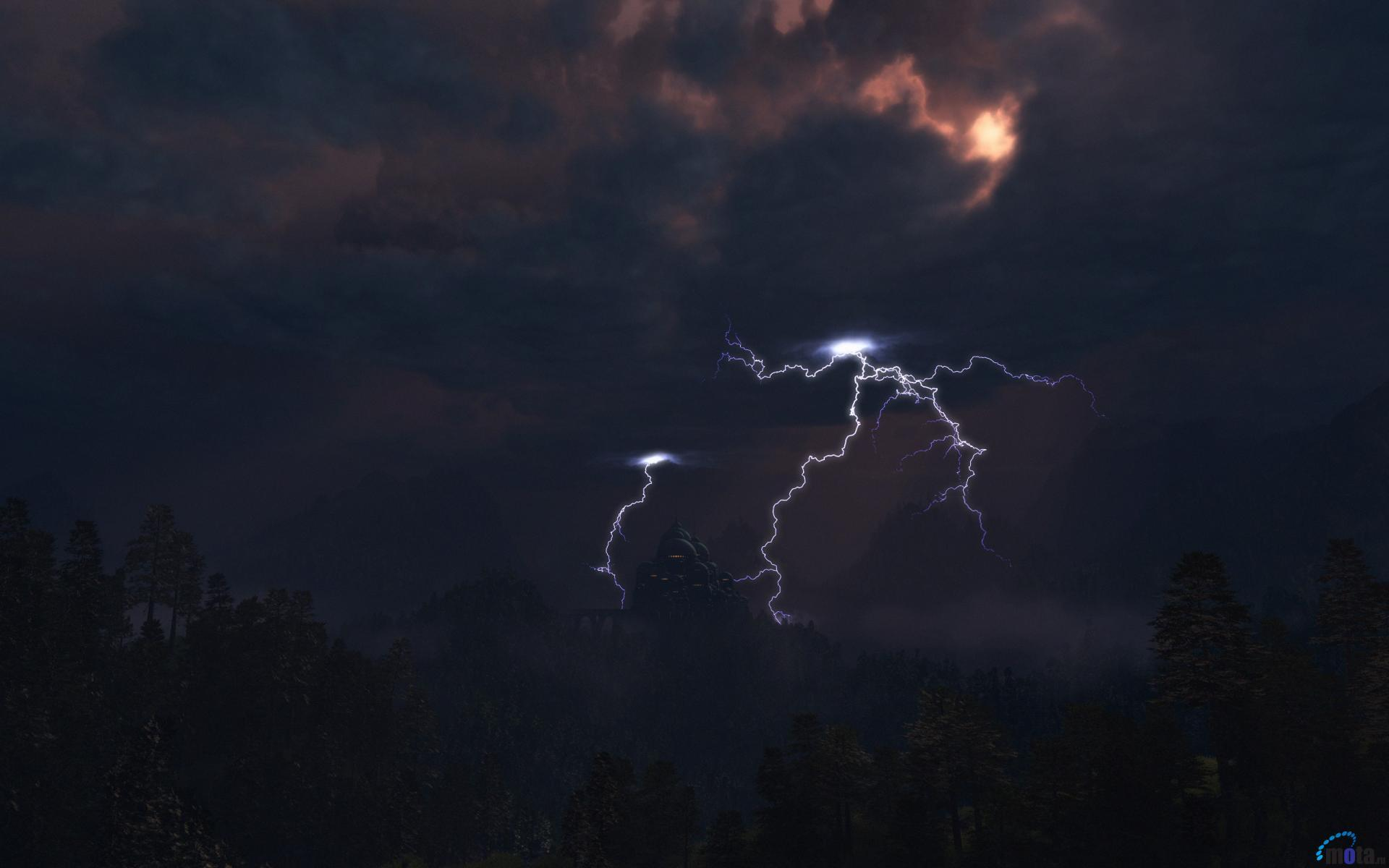 Thunderstorms Wallpapers - Wallpaper Cave
