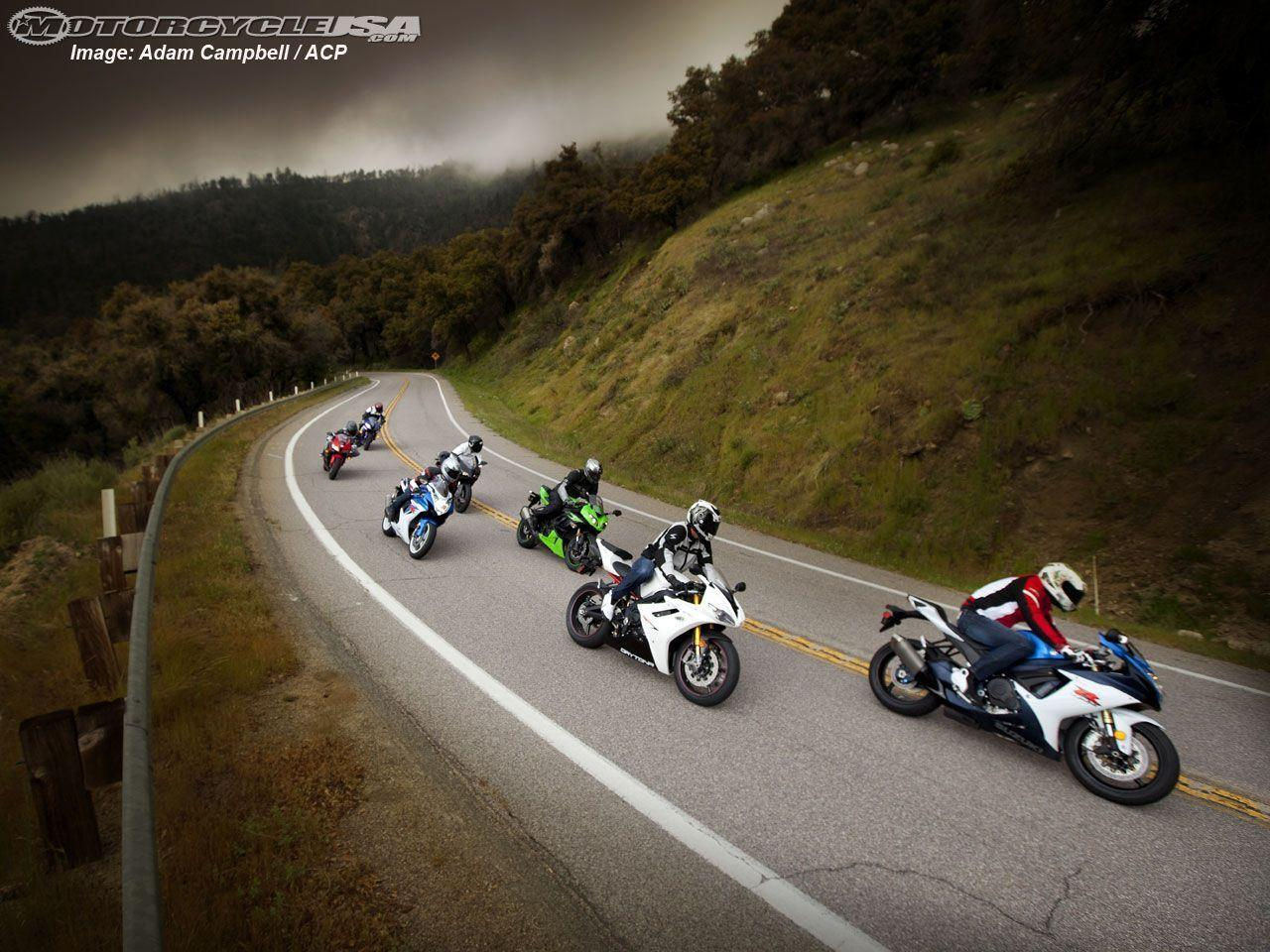 Super Sport Bike Wallpaper