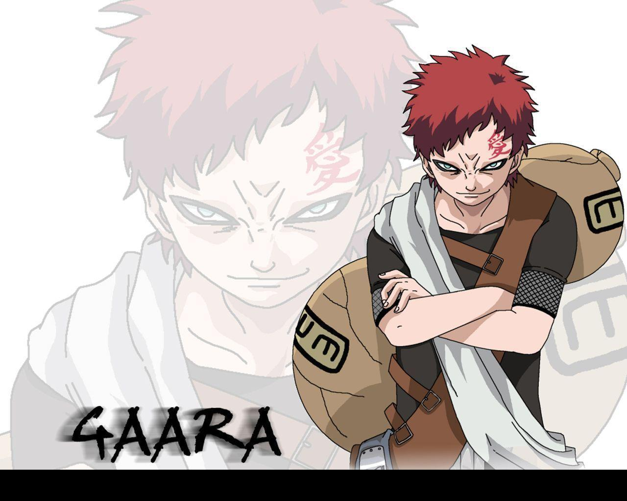 naruto and gaara wallpaper - photo #38