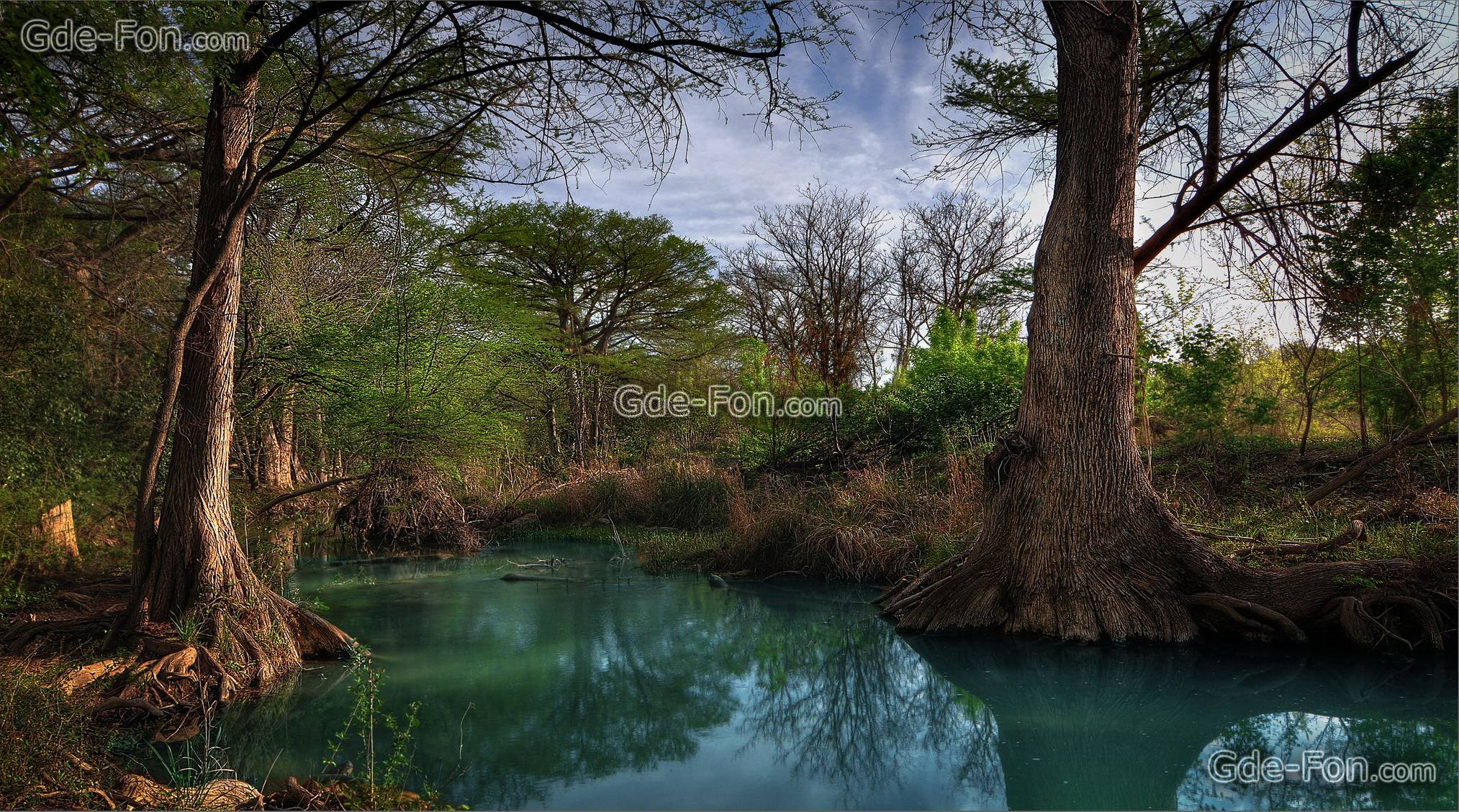 download wallpaper hill country creek texas free desktop