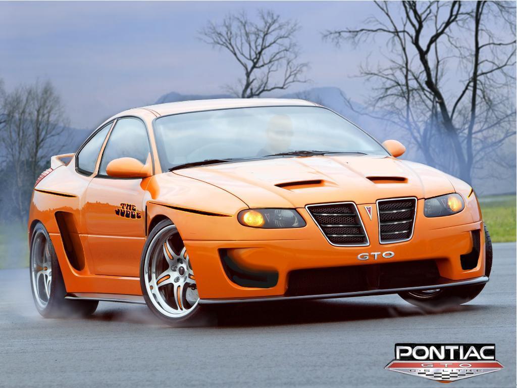 Pontiac Gto 2014 >> Pontiac GTO Wallpapers - Wallpaper Cave
