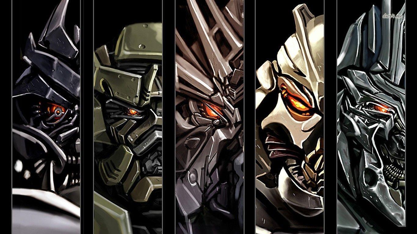 Transformers Decepticons Wallpapers Wallpaper Cave