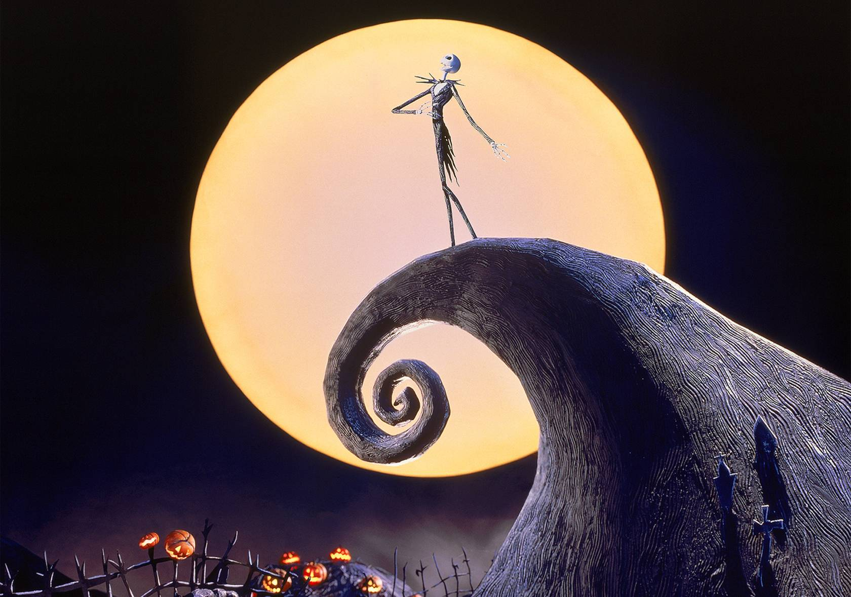 28 The Nightmare Before Christmas Wallpapers