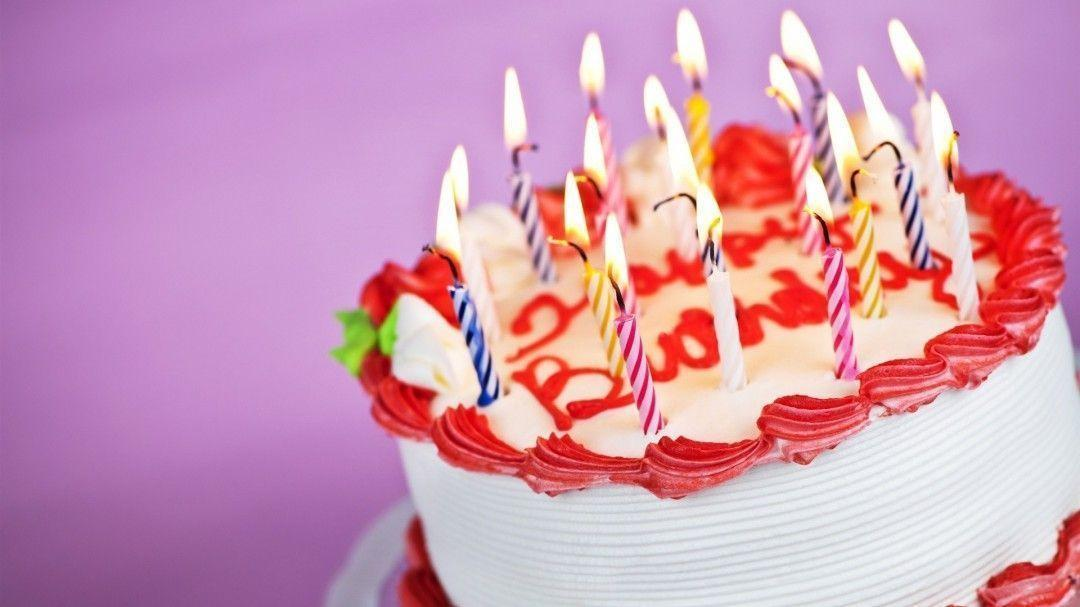 Happy Birthday Cake HD Wallpapers of Greeting