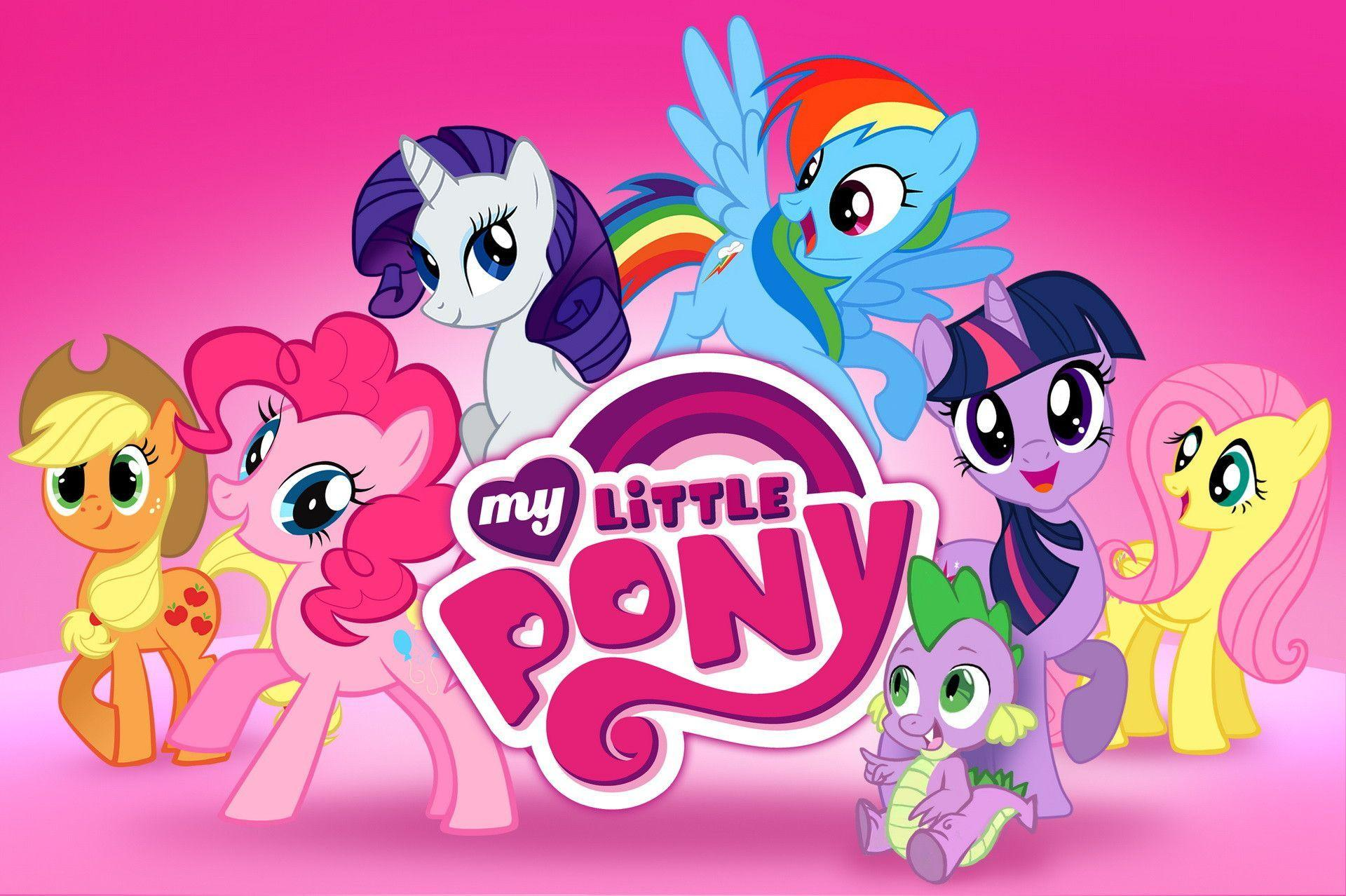 Cute Little Pony Wallpapers 06