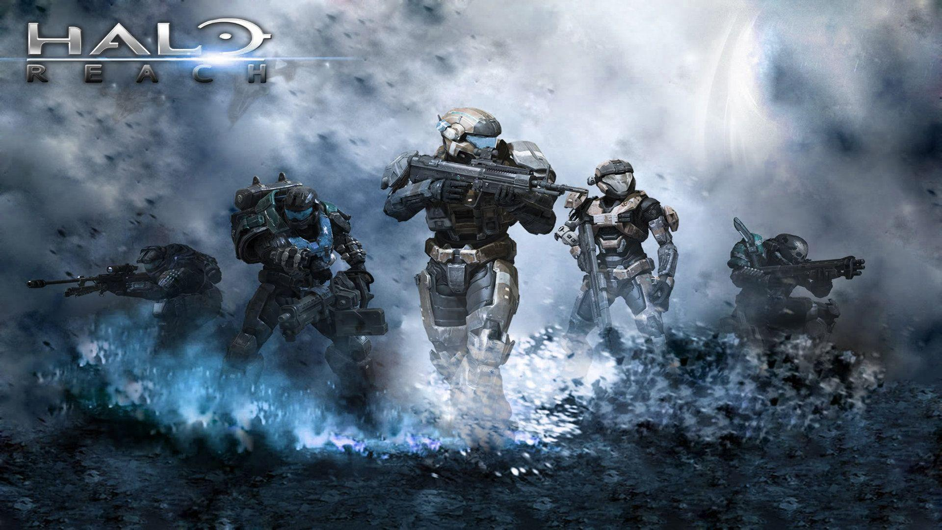 Halo 4 2012 4K HD Desktop
