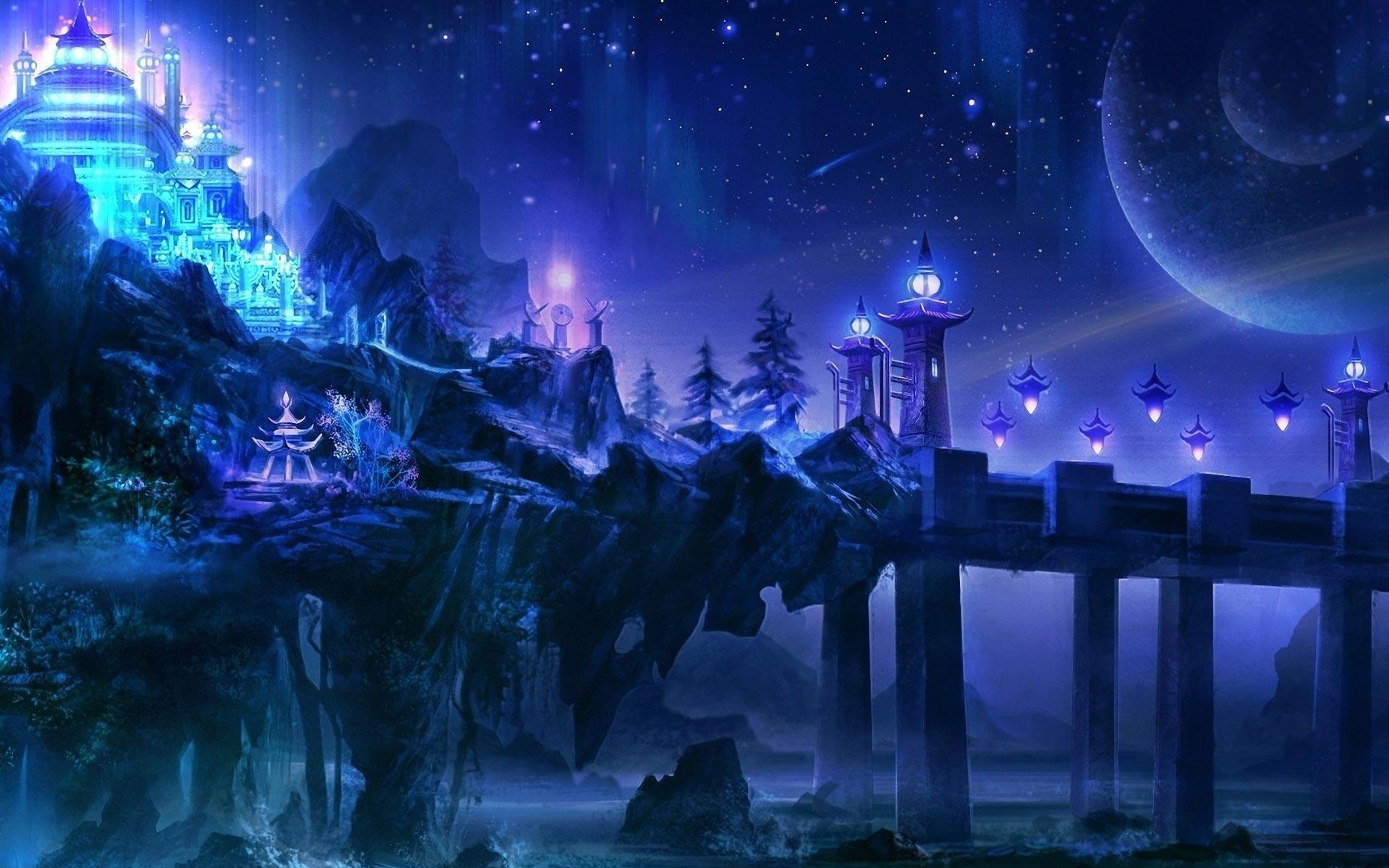 Fantasy pics wallpapers wallpaper cave - Fantasy land wallpaper ...