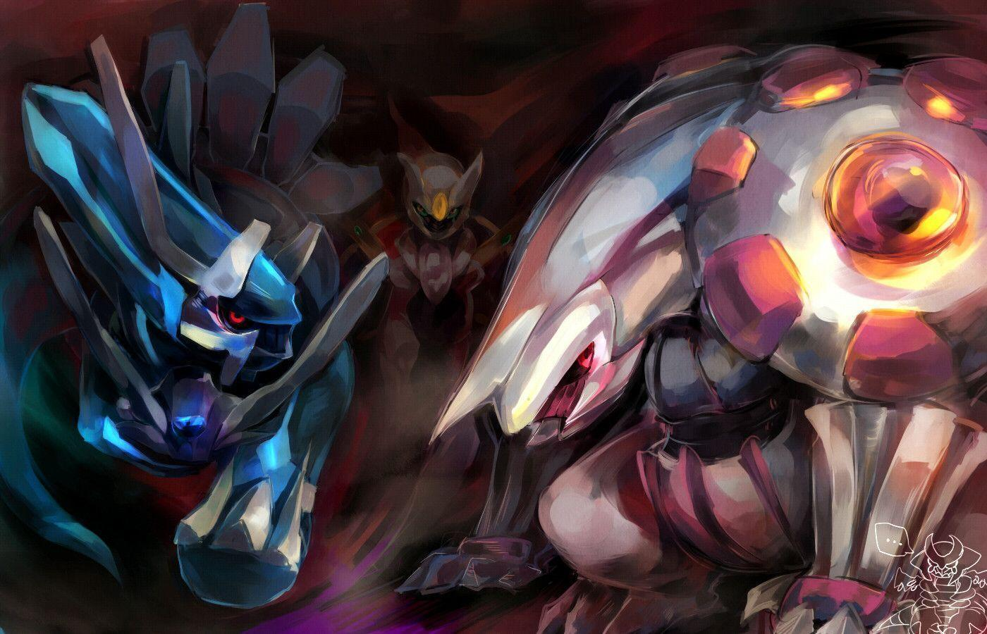Arceus Hd Wallpapers: Dialga Wallpapers