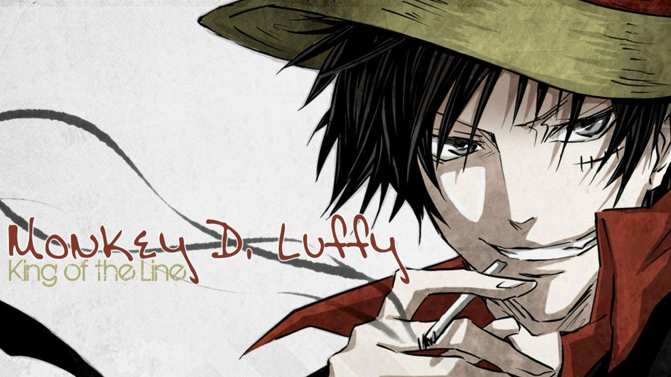 Wallpapers One Piece Luffy - Wallpaper Cave
