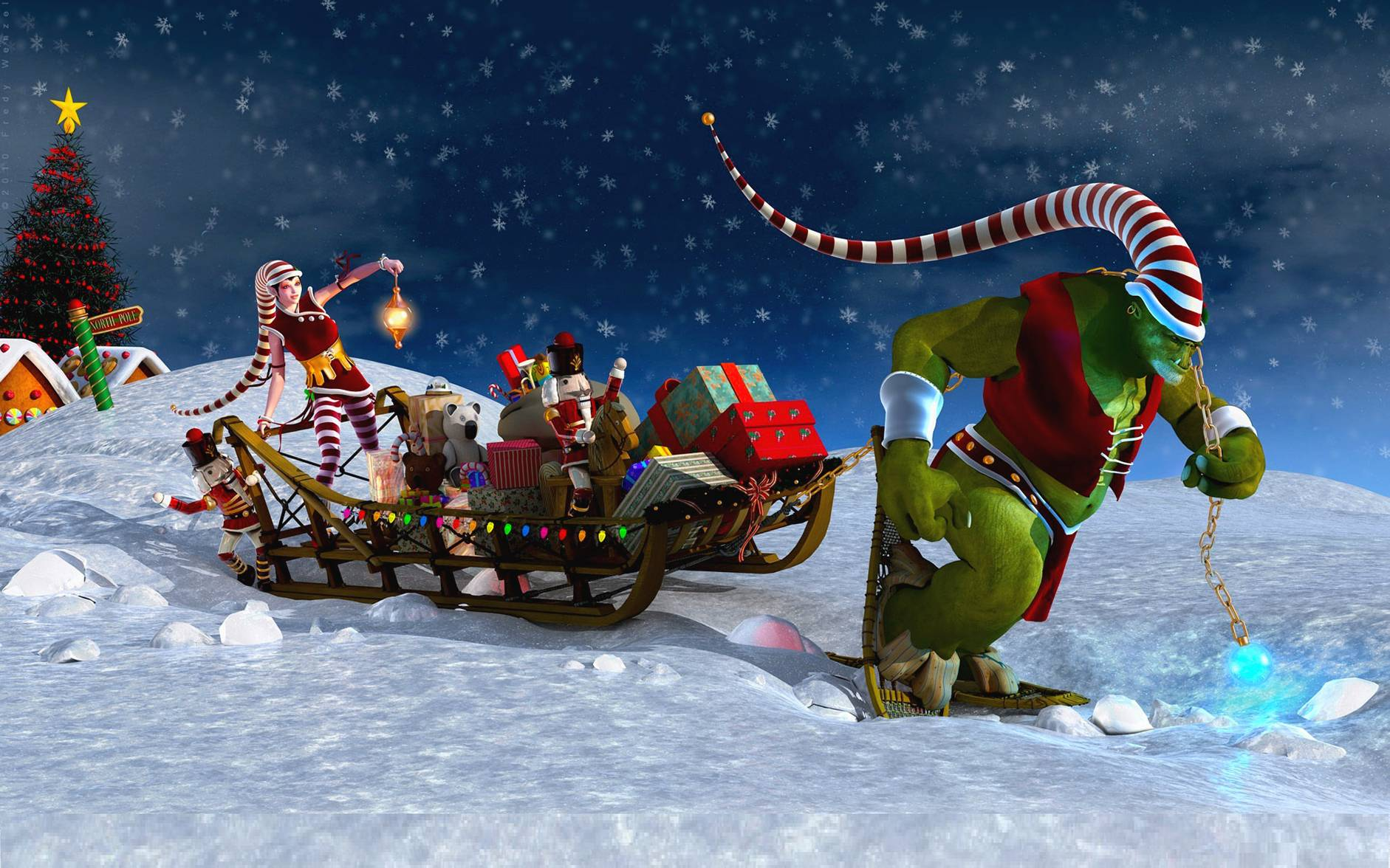grinch wallpapers hd - photo #22