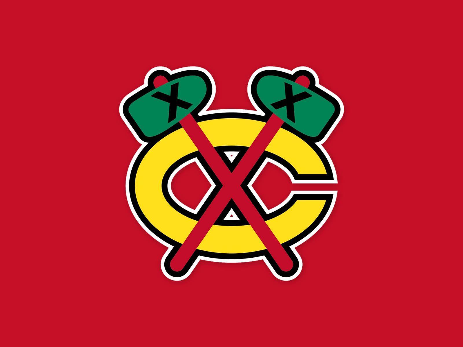 Chicago Blackhawks Desktop Wallpaper