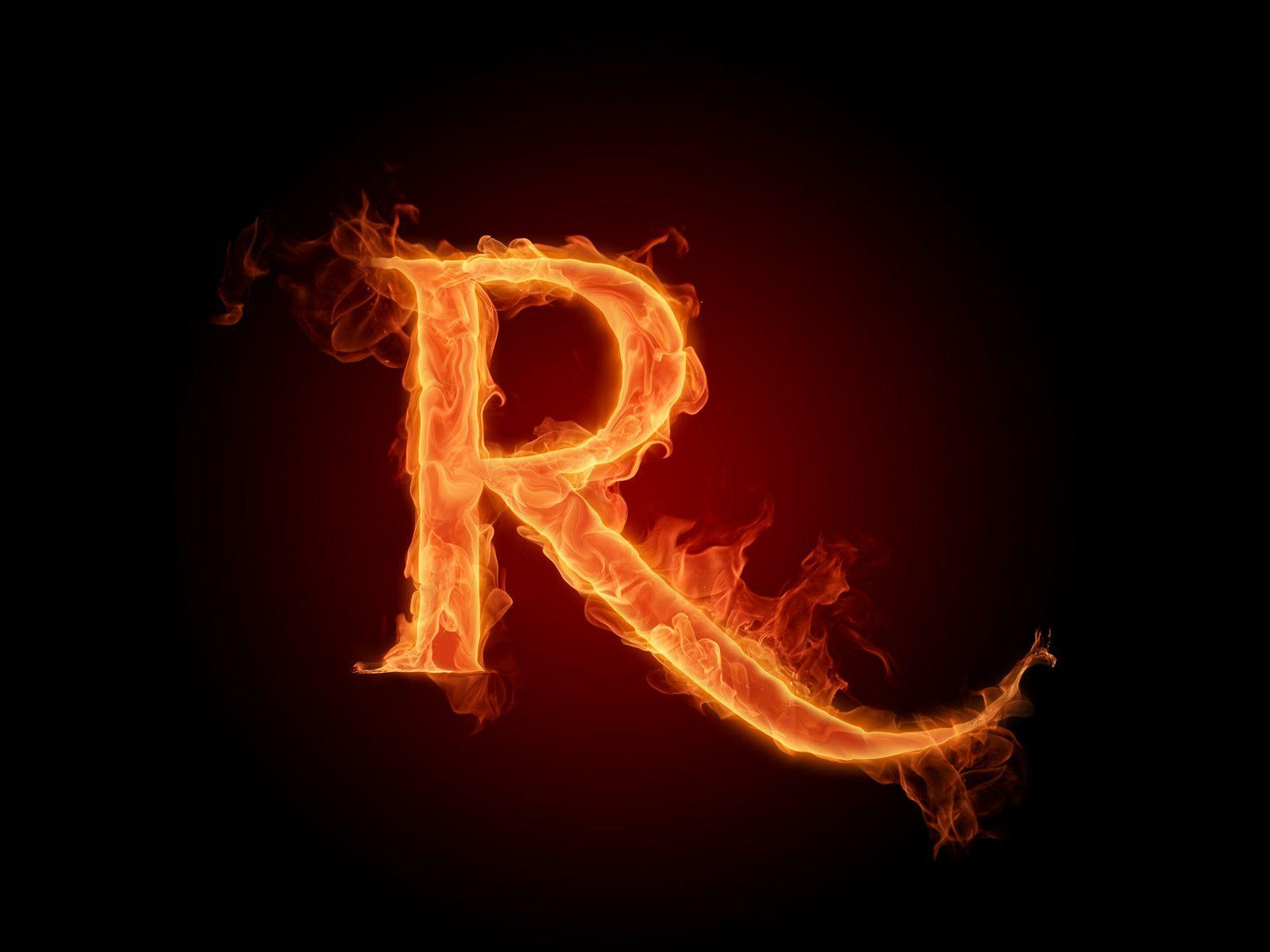 HD Fire Fonts - Fiery Letters and Fiery Numbers 1600x1200 NO.18 .