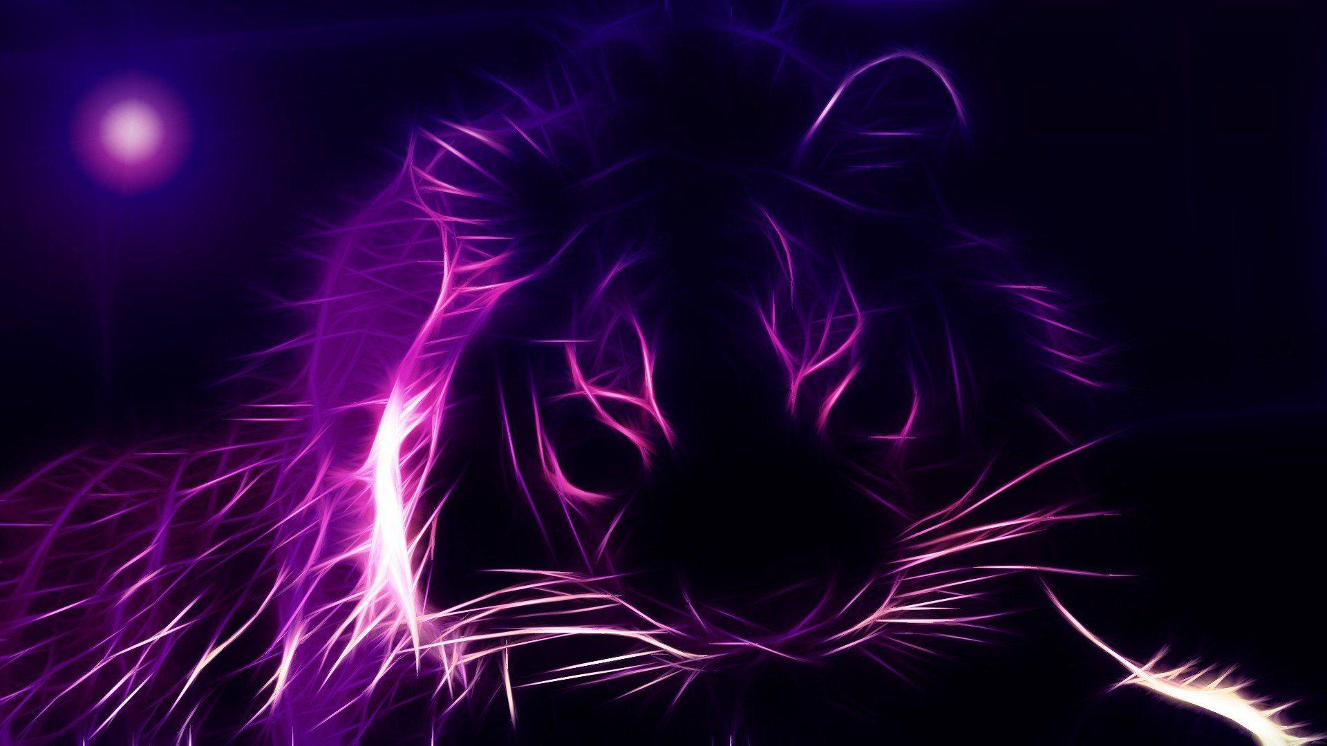 purple neon widow wallpaper - photo #25