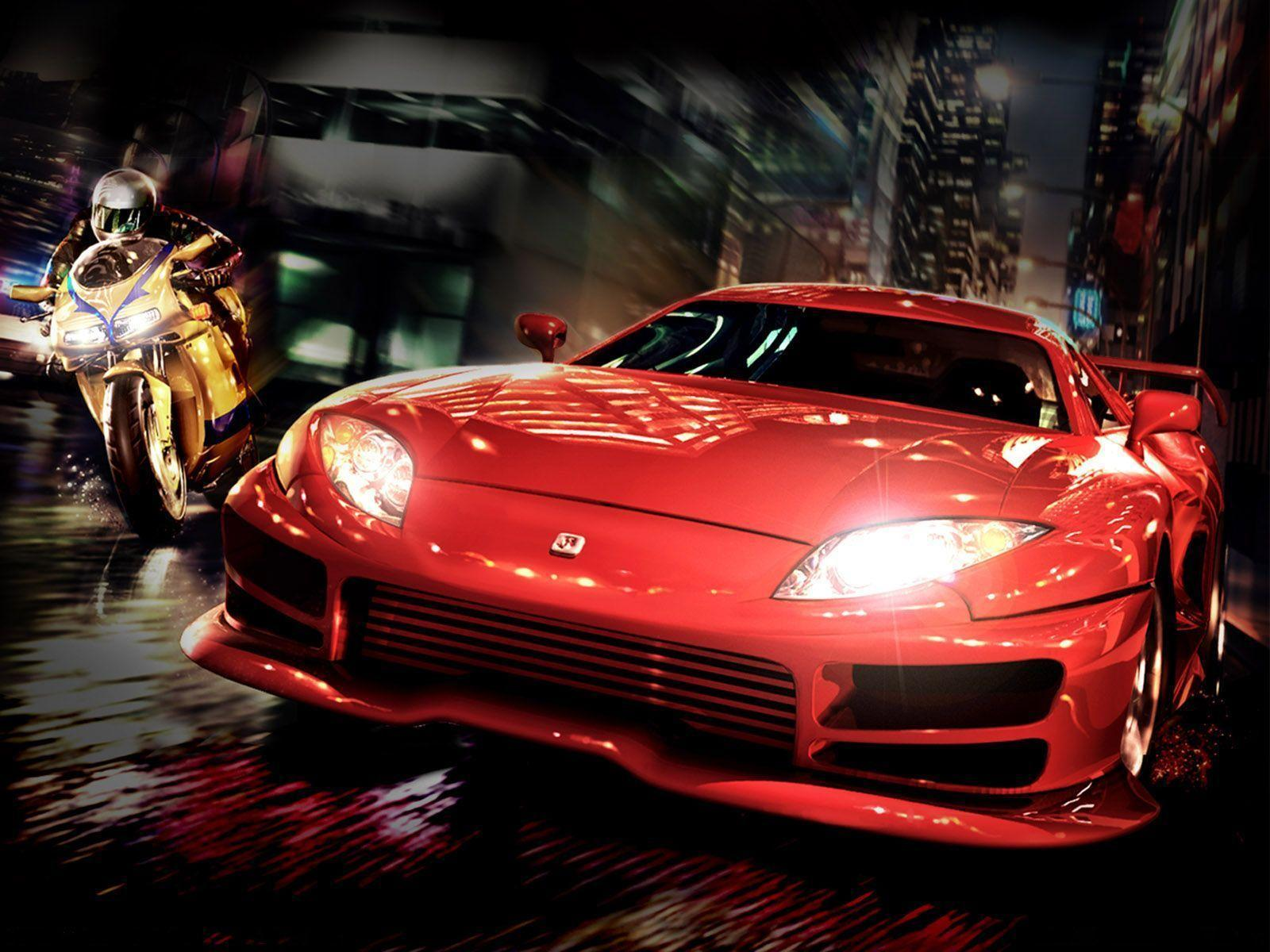 Great 3D Car HD Desktop Backgrounds Images , Free Widescreen HD ...