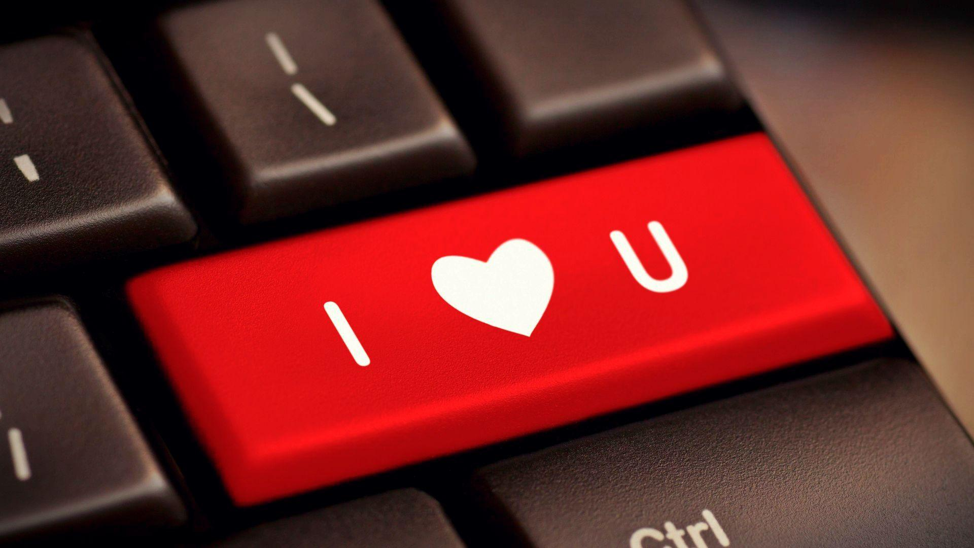 I love you - Happy Valentines Day 2015 HD Wallpapers