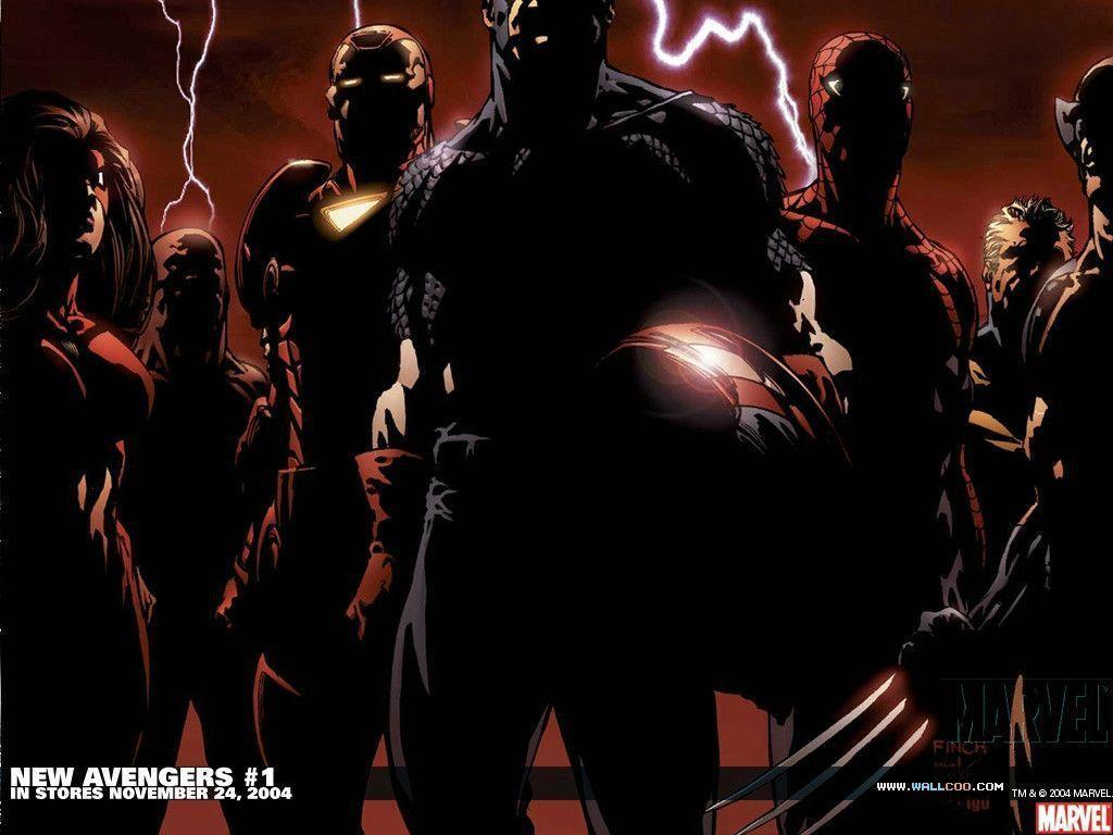 Comic Marvel Wallpaper - Marvel Wallpapers (Part 1)16 - wallcoo.net