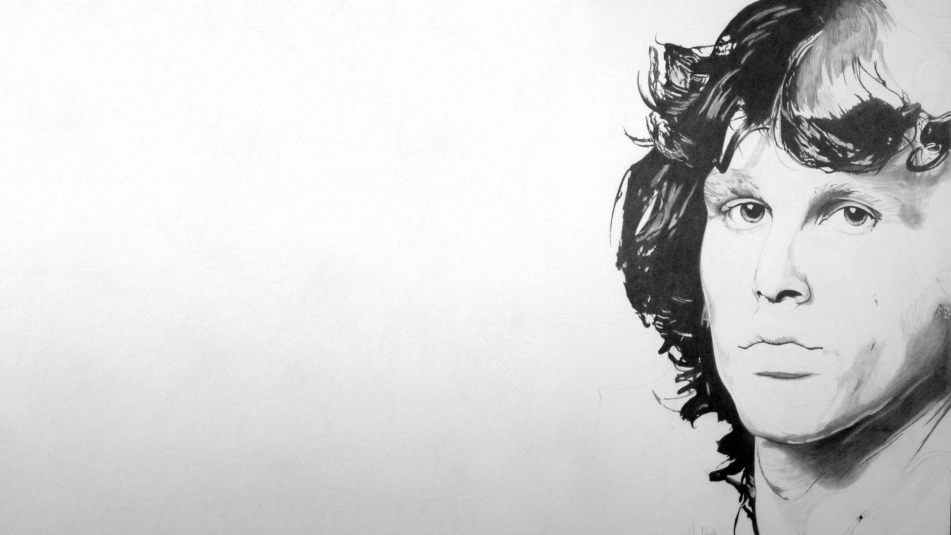 jim morrison wallpaper the-#12