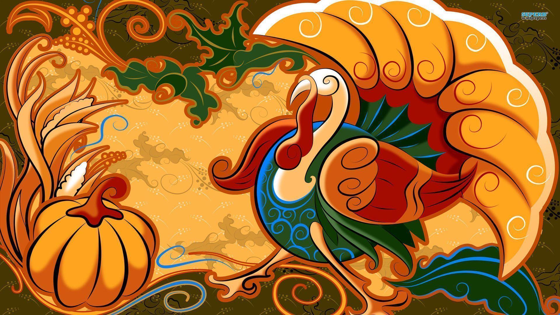 Wallpapers For > Thanksgiving Desktop Wallpaper 1920x1080
