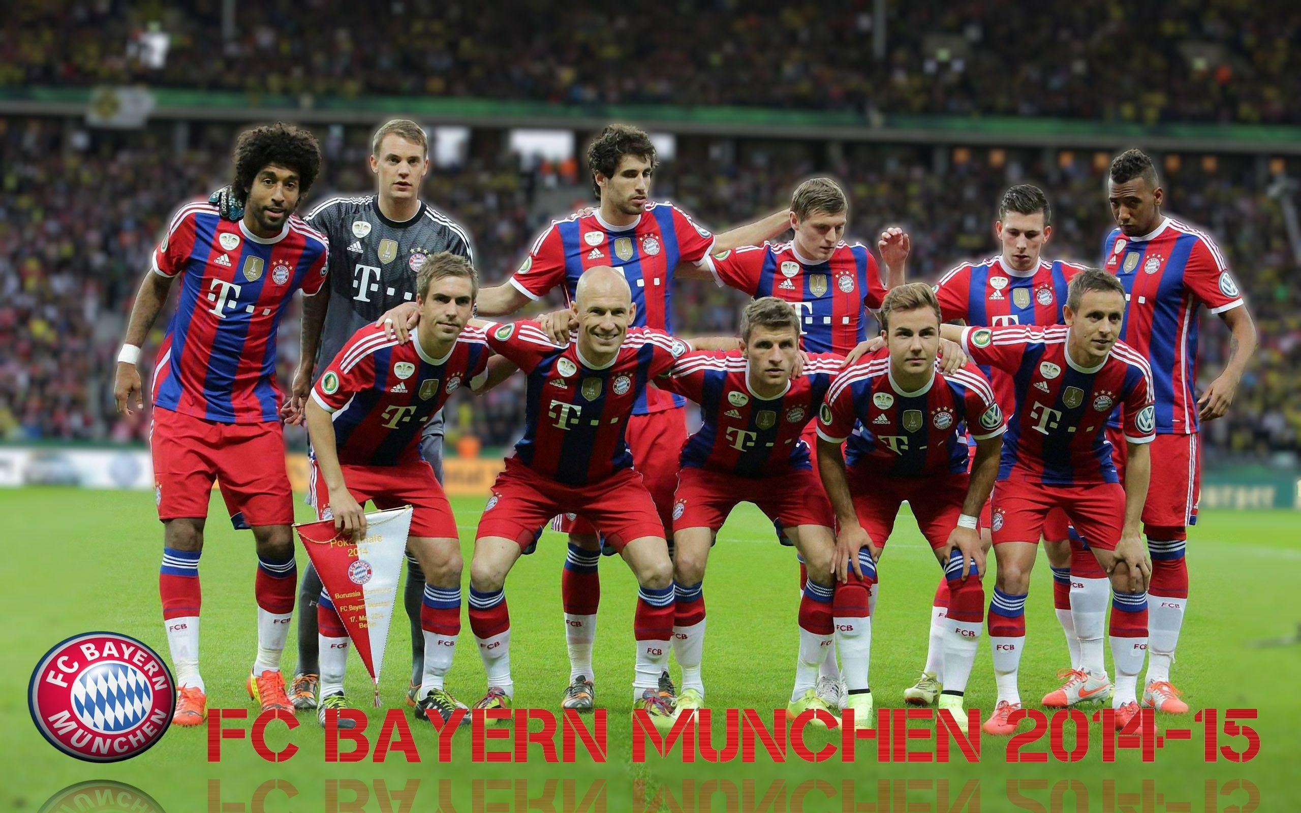 Bayern Munchen Football Club Wallpaper: Fcb HD Wallpapers 2015