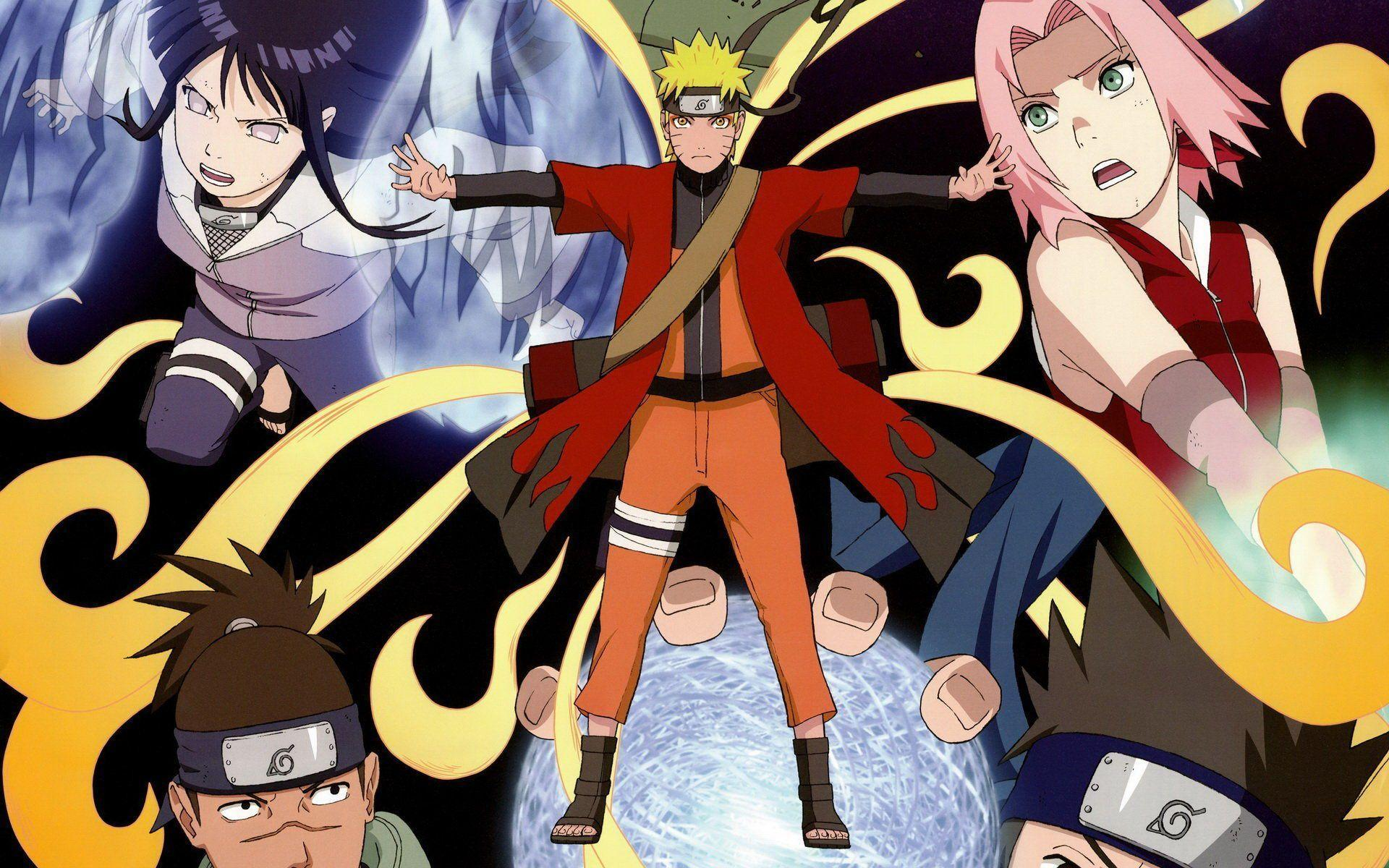 Download Cool Naruto Theme Animation Wallpapers