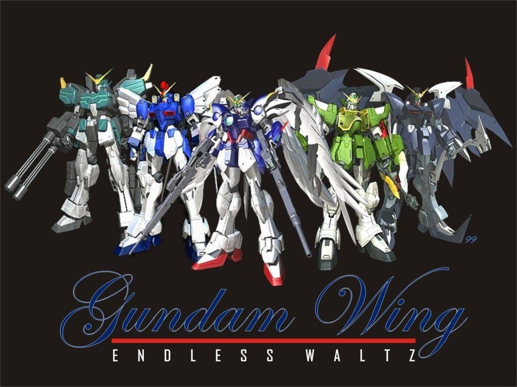Gundam Wing Backgrounds Wallpaper Cave