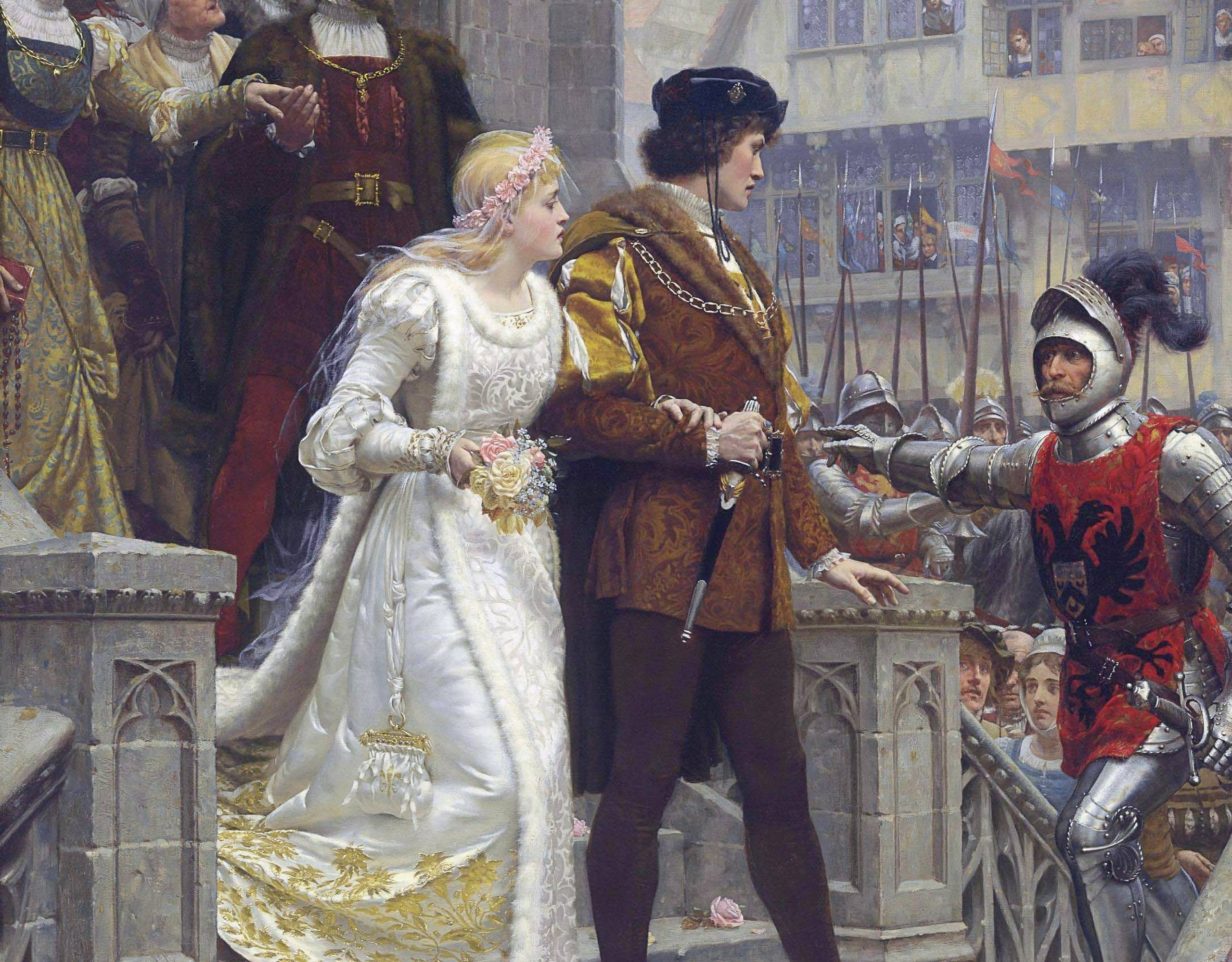 edmund-blair-leighton-english- ...