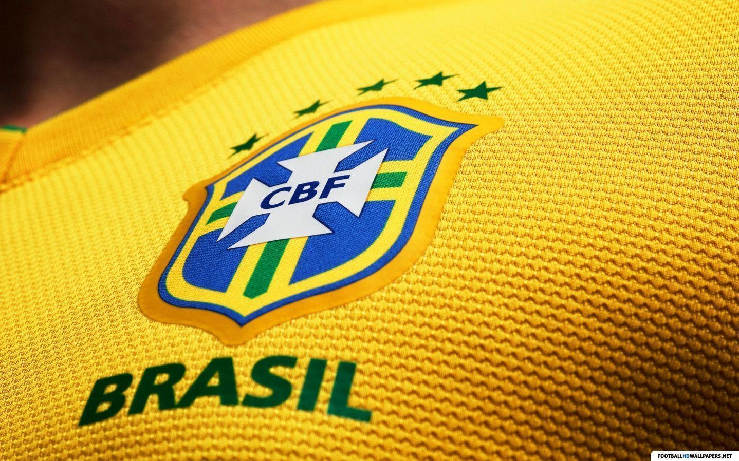 Football logo wallpapers wallpaper cave - Brazil football hd wallpapers 2018 ...