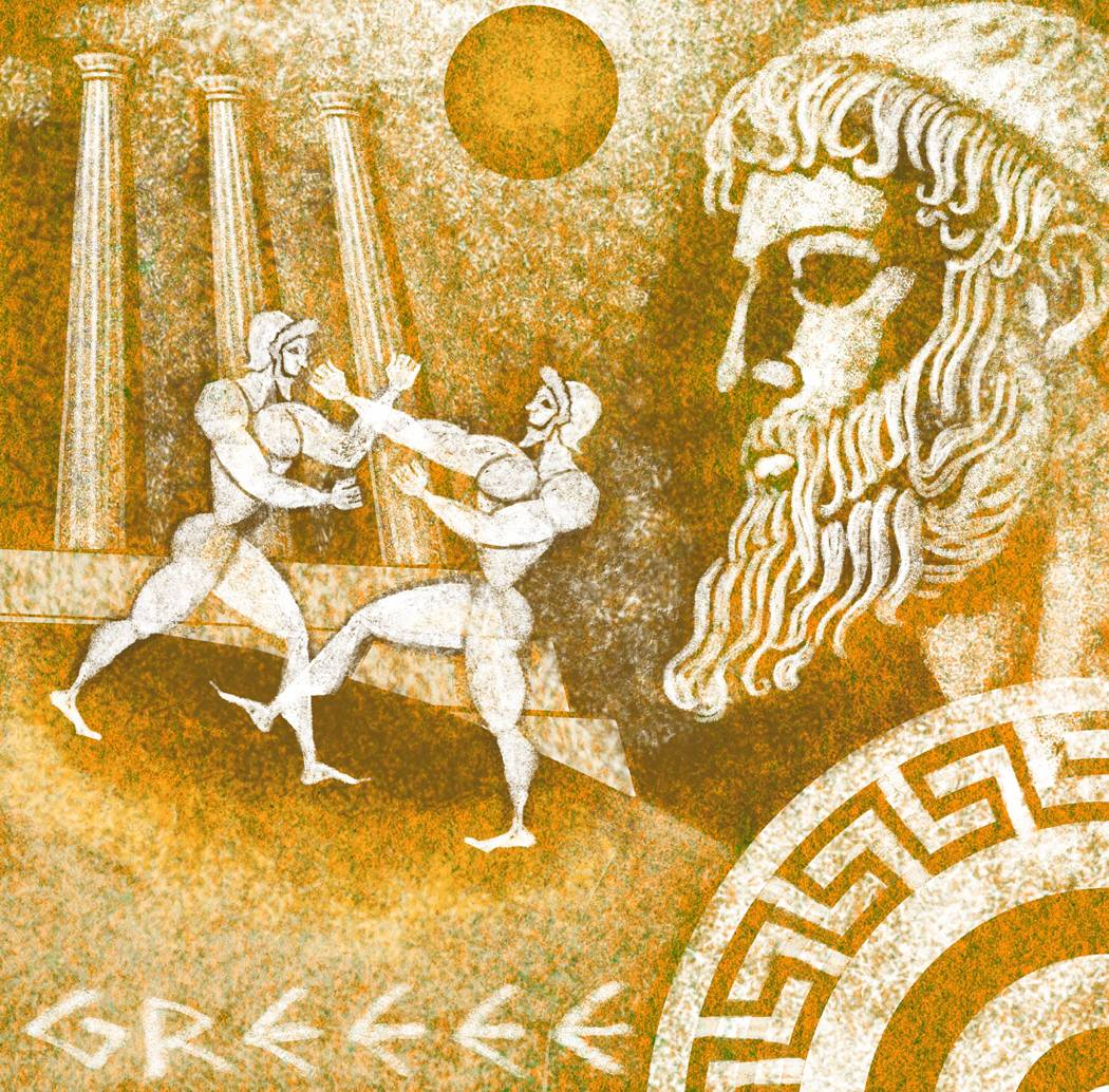greek mythology background ancient - photo #39