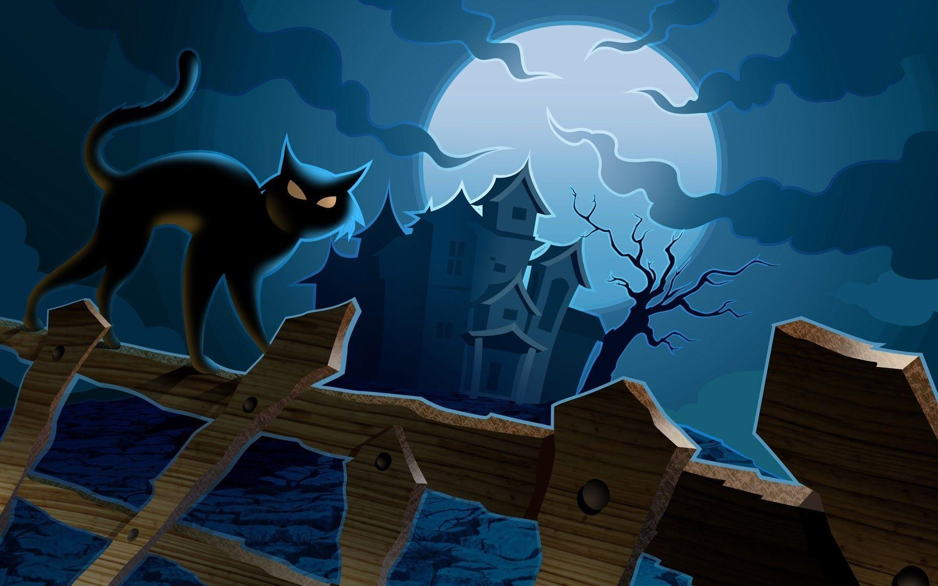 Halloween wallpaper - 696468