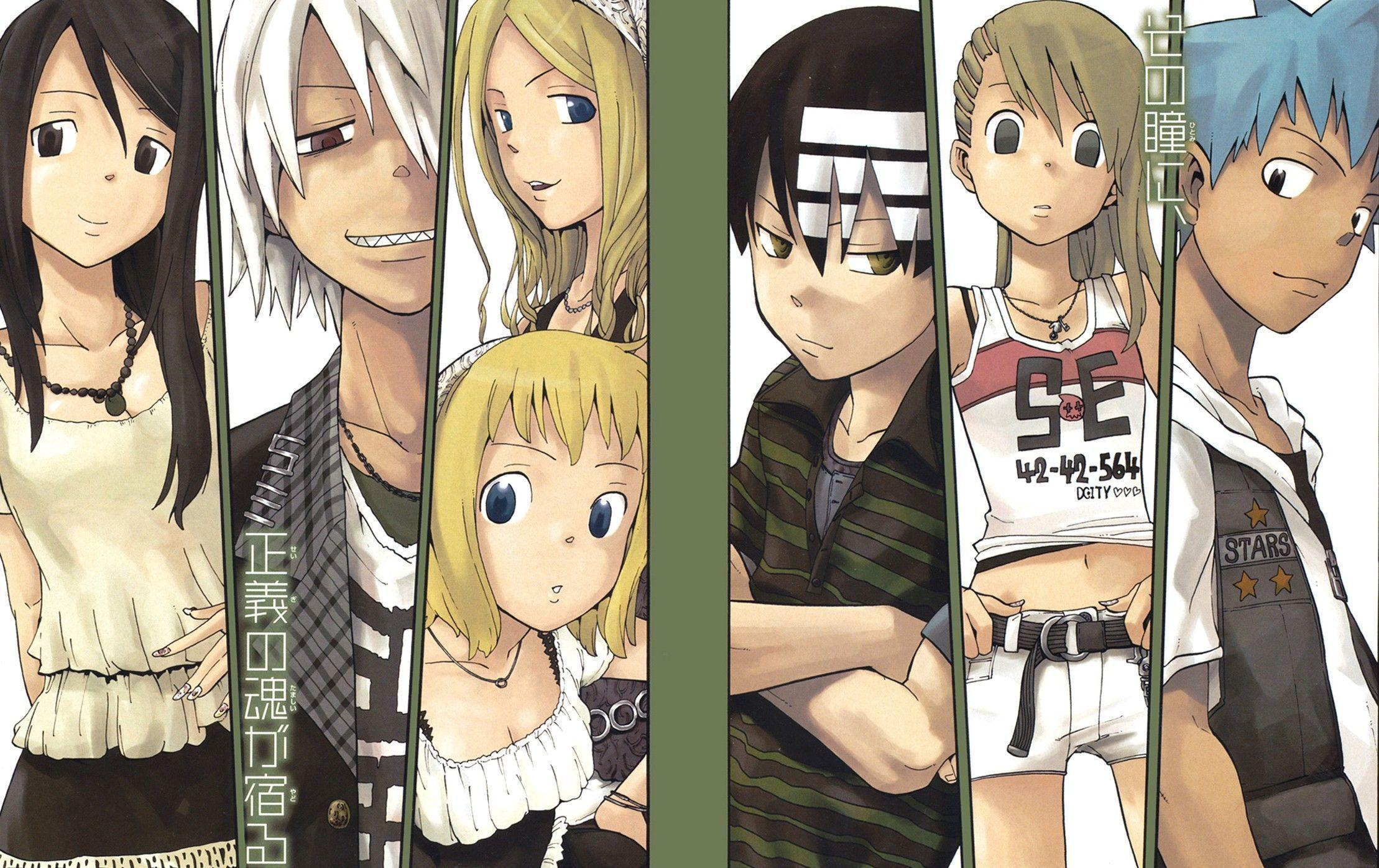 Desktop Backgrounds Picture Soul Eater, Wallpapers, HD Wallpapers .